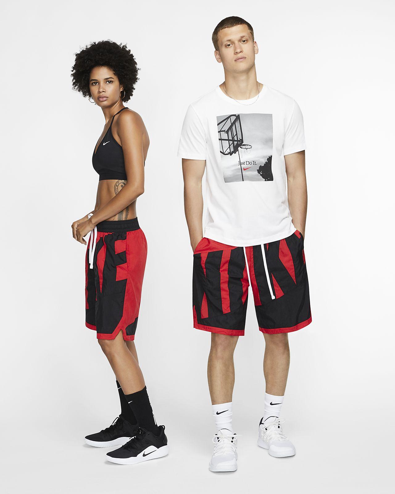 Shorts da basket Nike Dri-FIT Throwback - Uomo