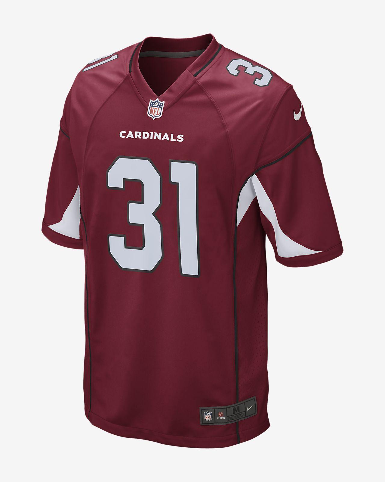 NFL Arizona Cardinals (David Johnson) férfi amerikai futball mérkőzésmez
