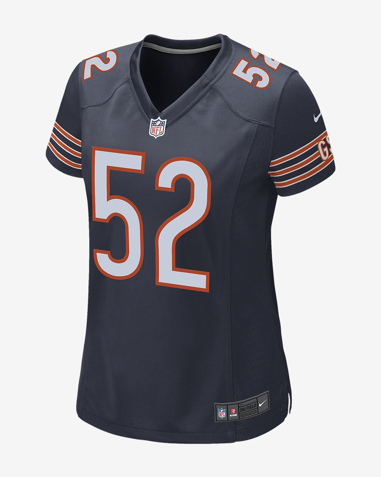 womens chicago bears jersey