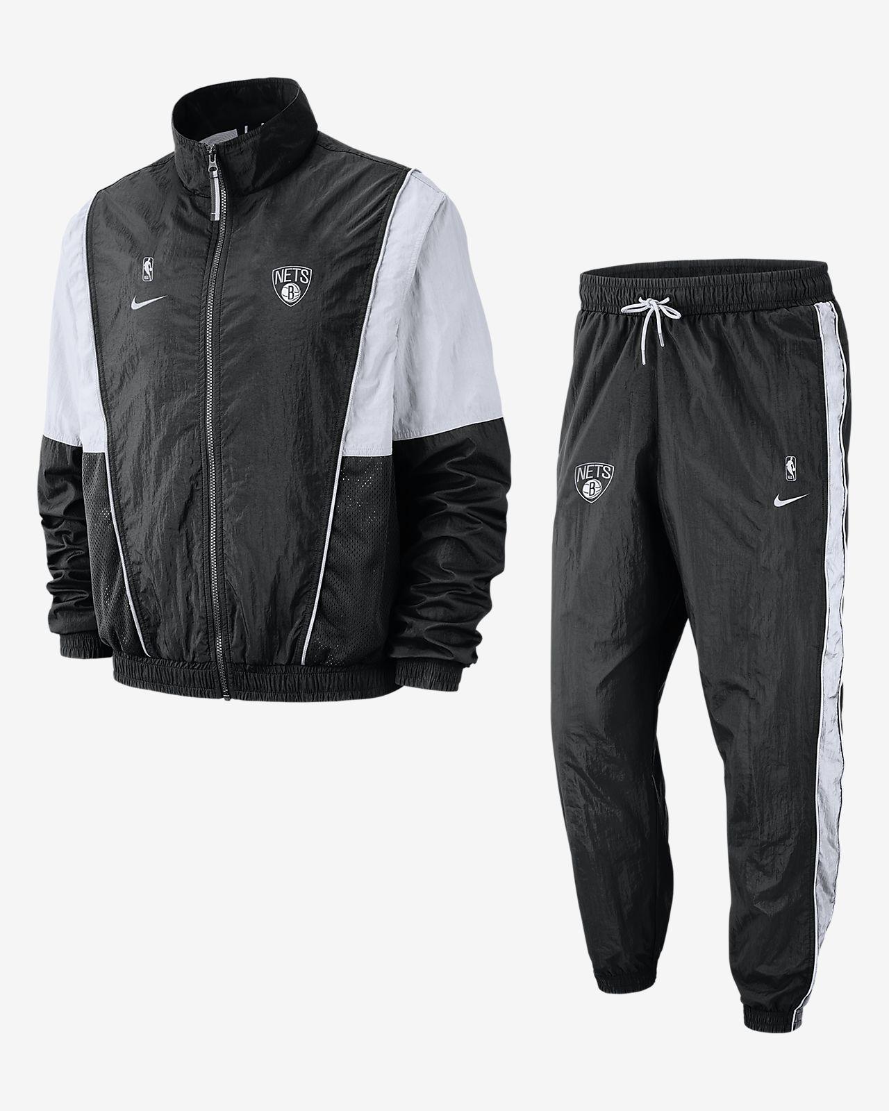 Brooklyn Conjunto Nike Entrenamiento De Hombre Nets Para Nba 1XWqpcrvX