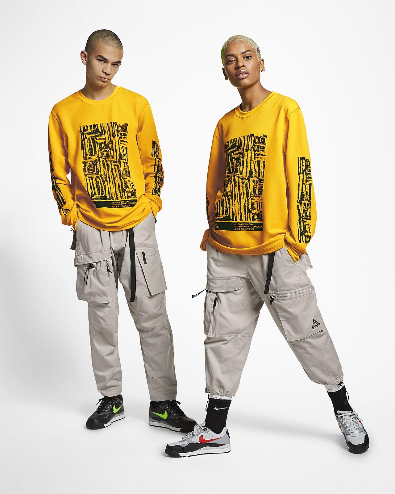Camisola de manga comprida Nike ACG para homem