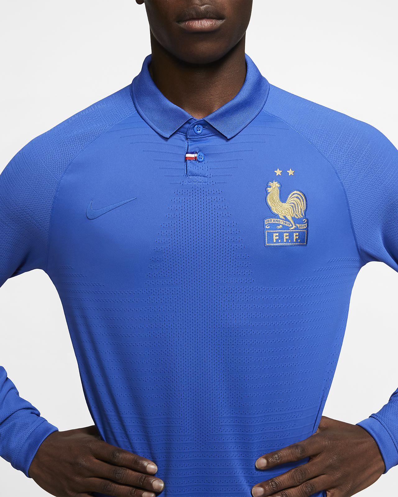 1d1157c9 FFF Vapor Match Centennial Men's Long-Sleeve Shirt. Nike.com LU