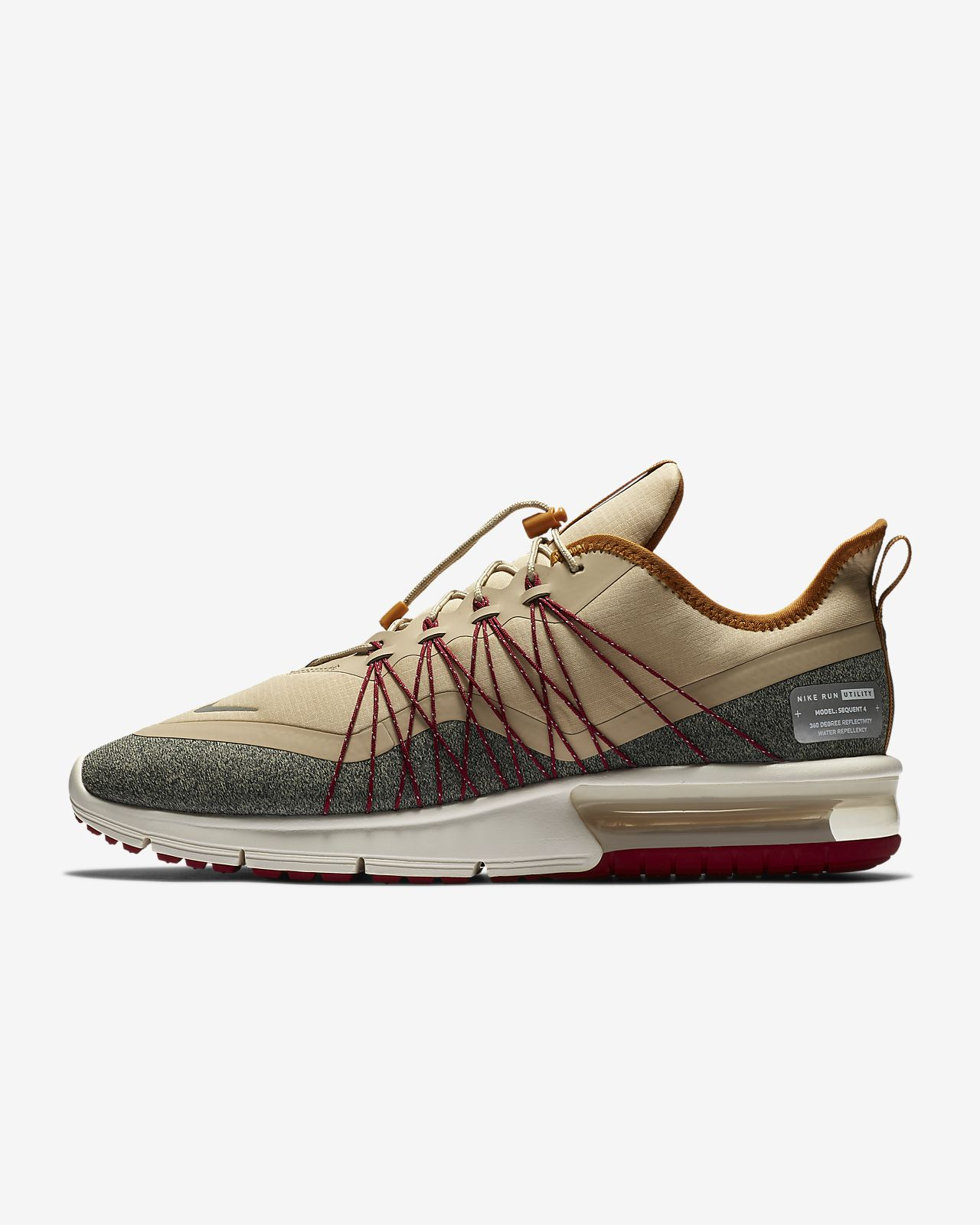 competitive price 8c1ea 93cf1 ... cheap nike air max sequent 4 shield sko til herre 90892 adeb1