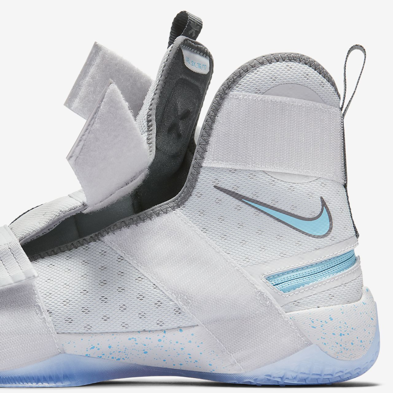 basket nike scratch
