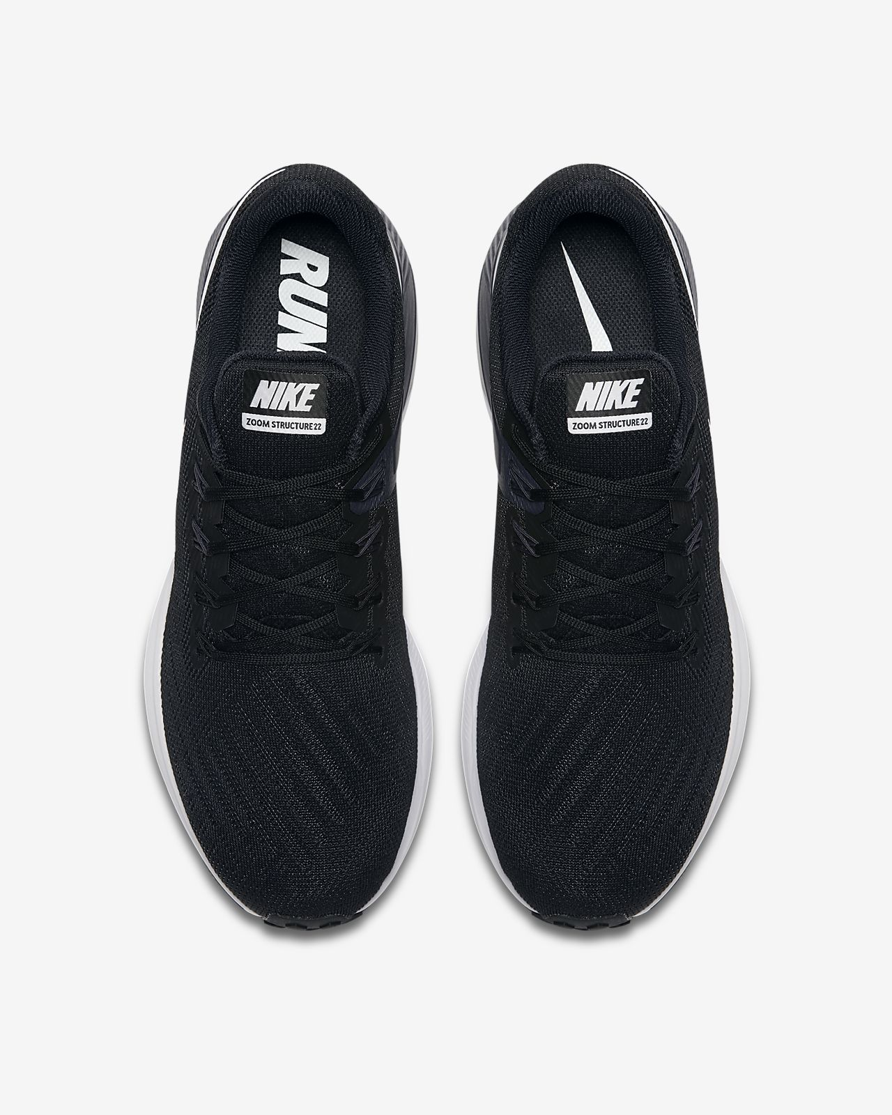 hot sale online 66f66 4f154 Nike Air Zoom Structure 22 Men's Running Shoe