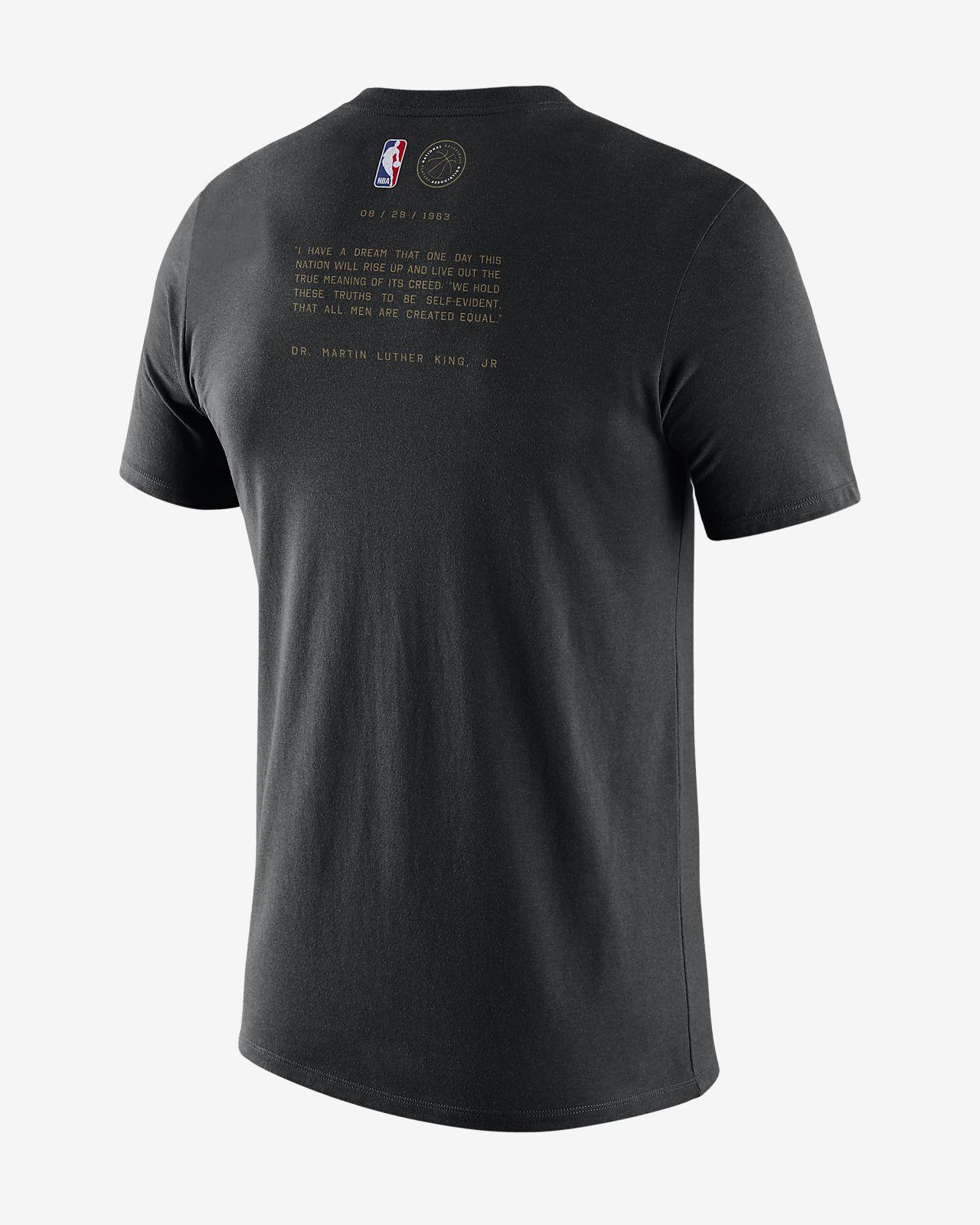 all black nike shirt