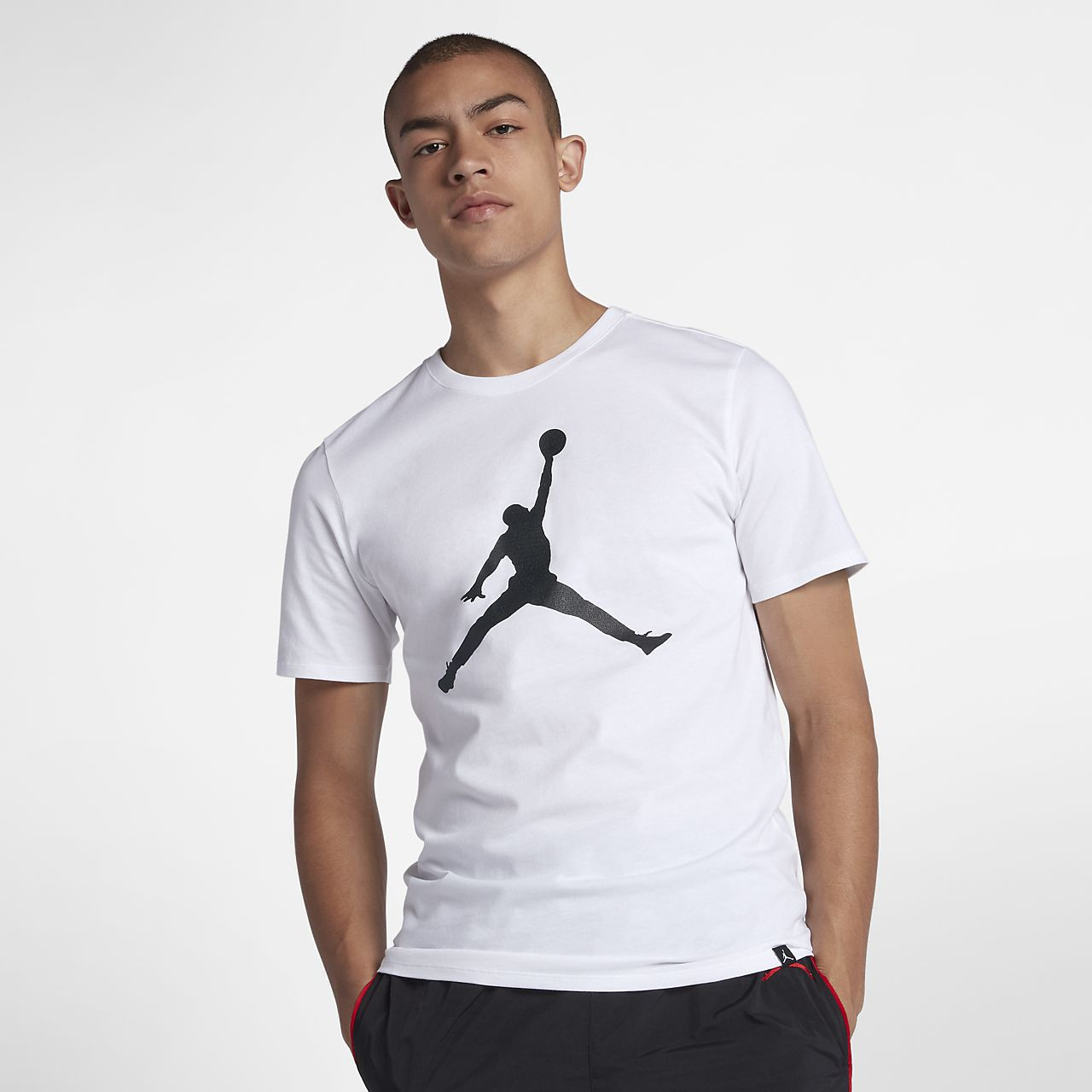 Jordan Lifestyle Iconic Jumpman Men s T-Shirt. Nike.com FI 14980b03ae2