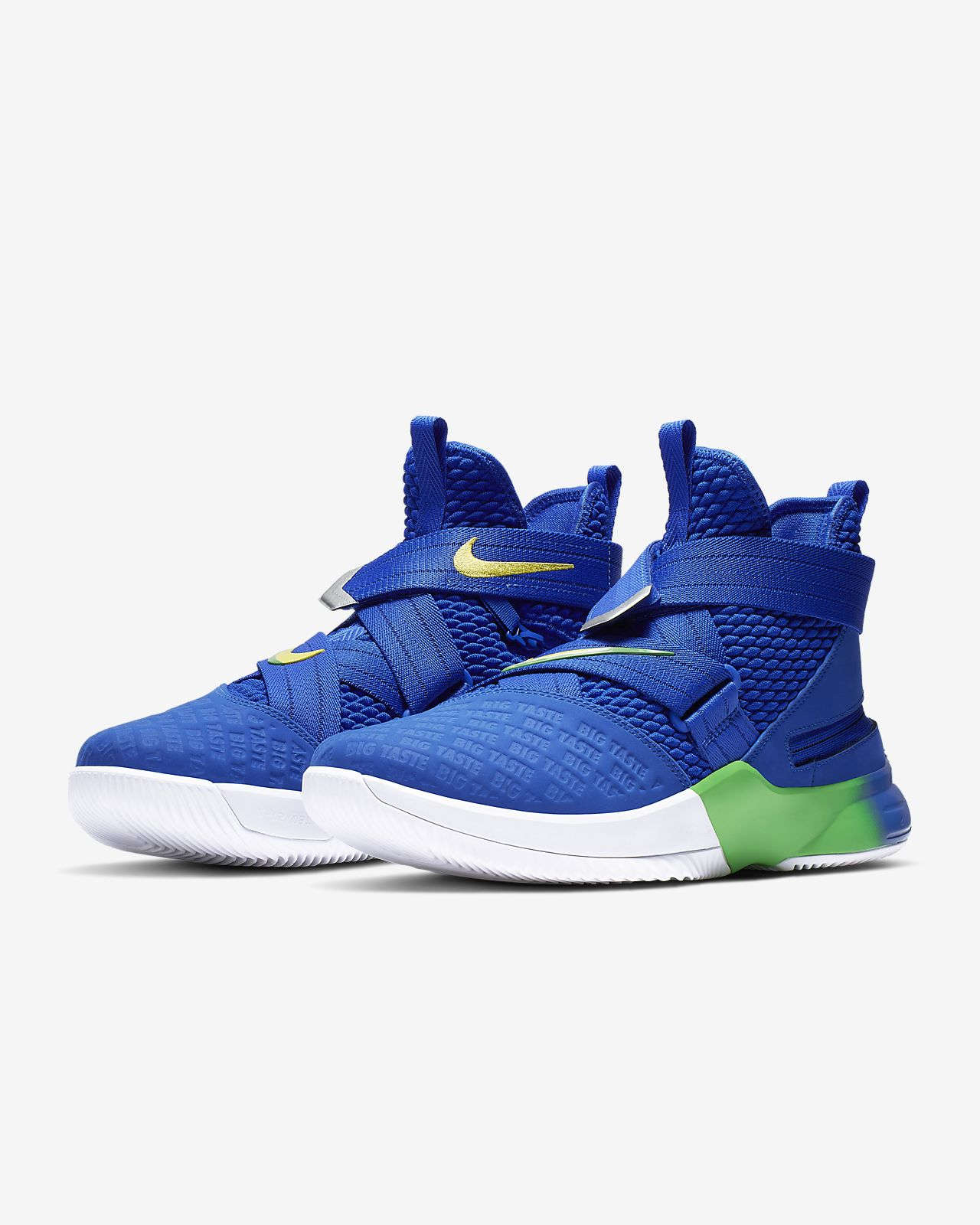 LeBron Soldier 12 FlyEase (Extra Wide) Men's Basketball Shoe
