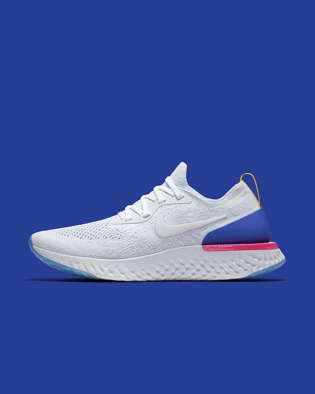 Nike Epic React Flyknit Womenu0027s Running Shoe. Nike.com