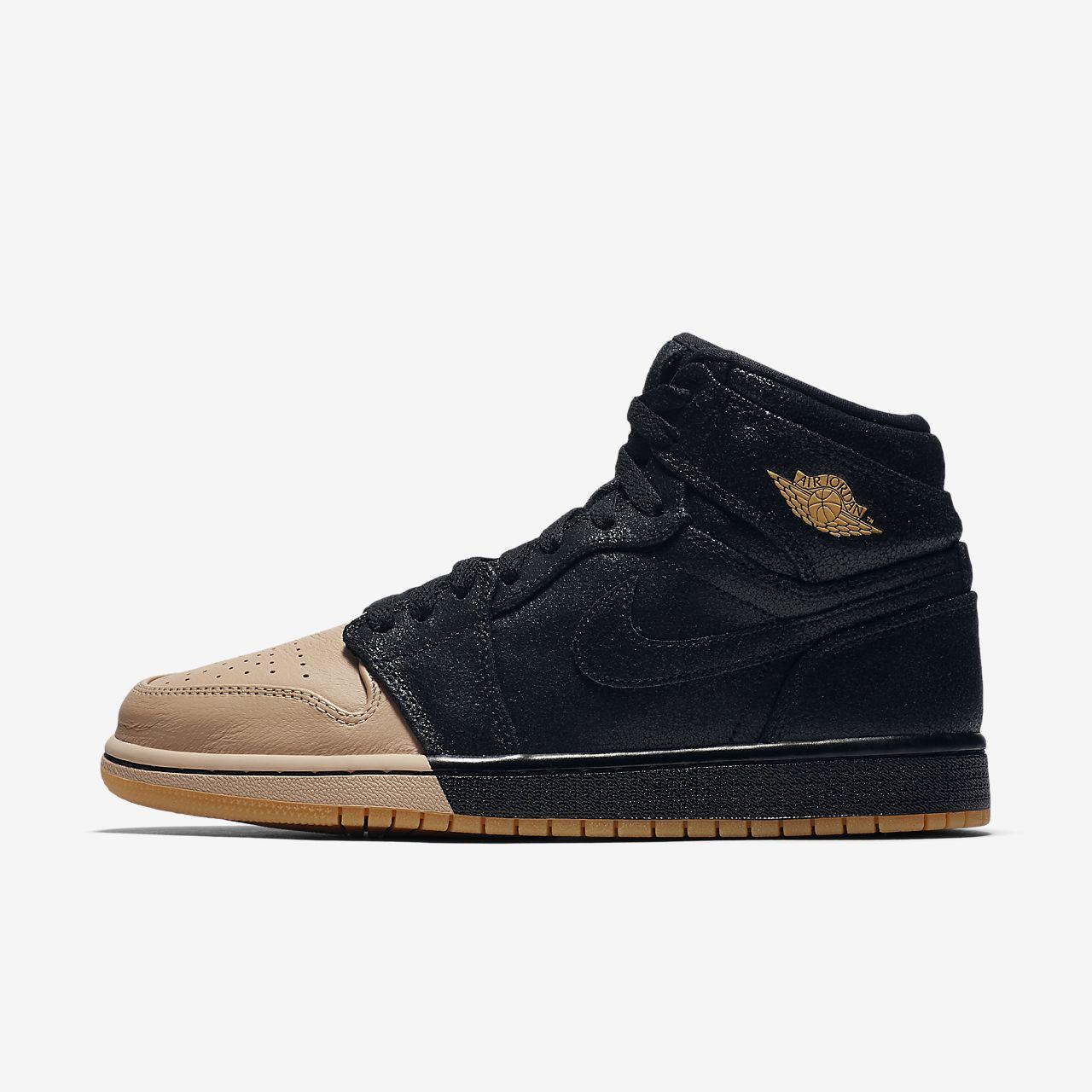 39a8107929a9 Nike Air Jordan 1 Retro High Premium Women s Shoe. Nike.com GB