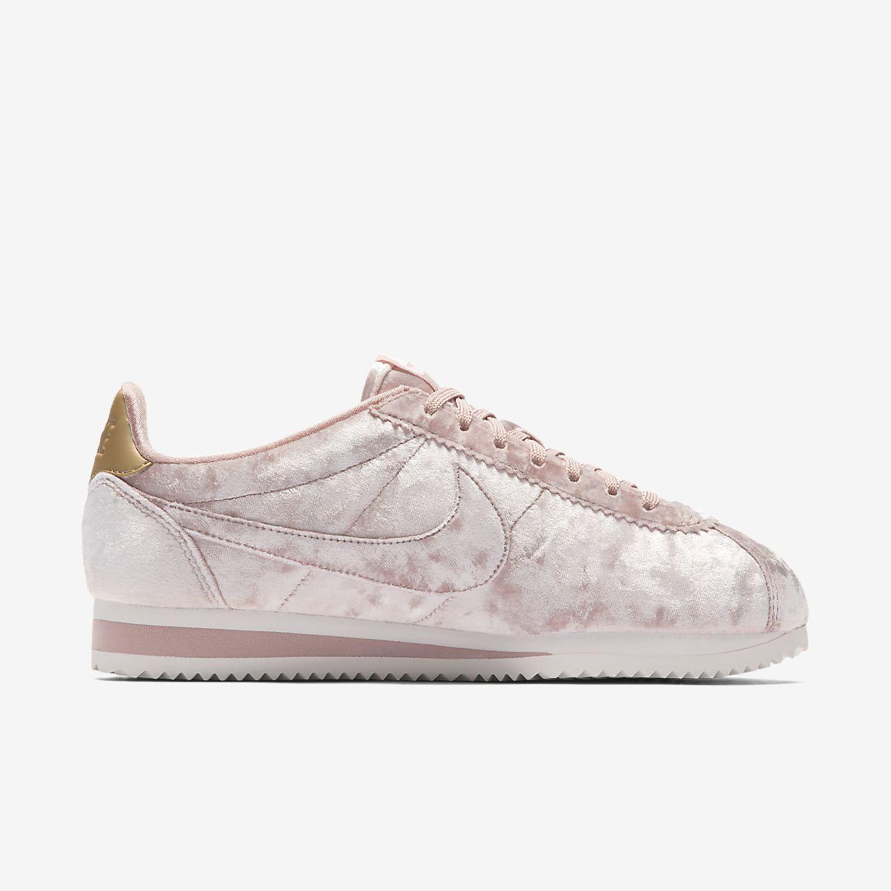 ... Nike Classic Cortez Velvet Women's Shoe