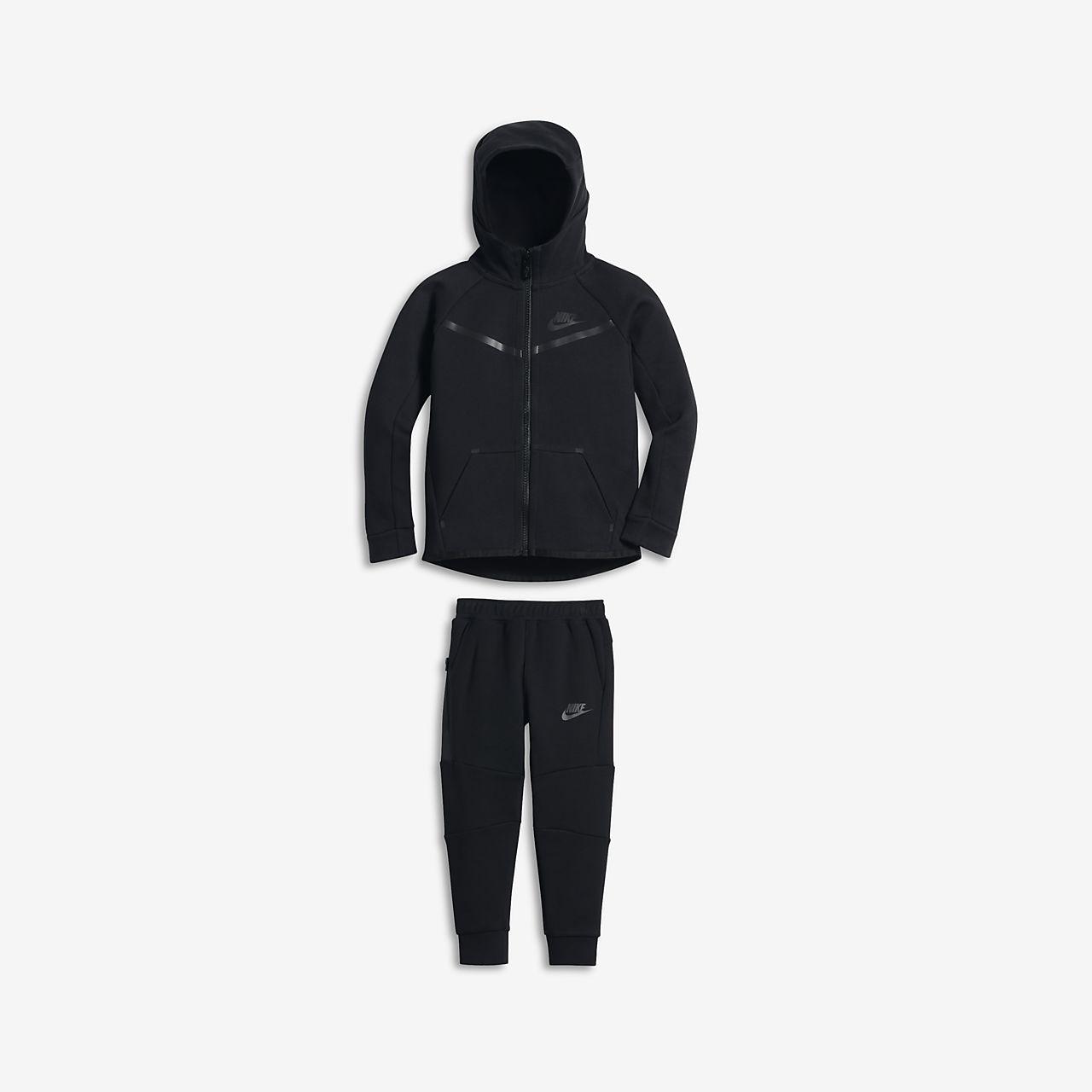 Completo in 2 pezzi Nike Tech Fleece - Bimbi piccoli