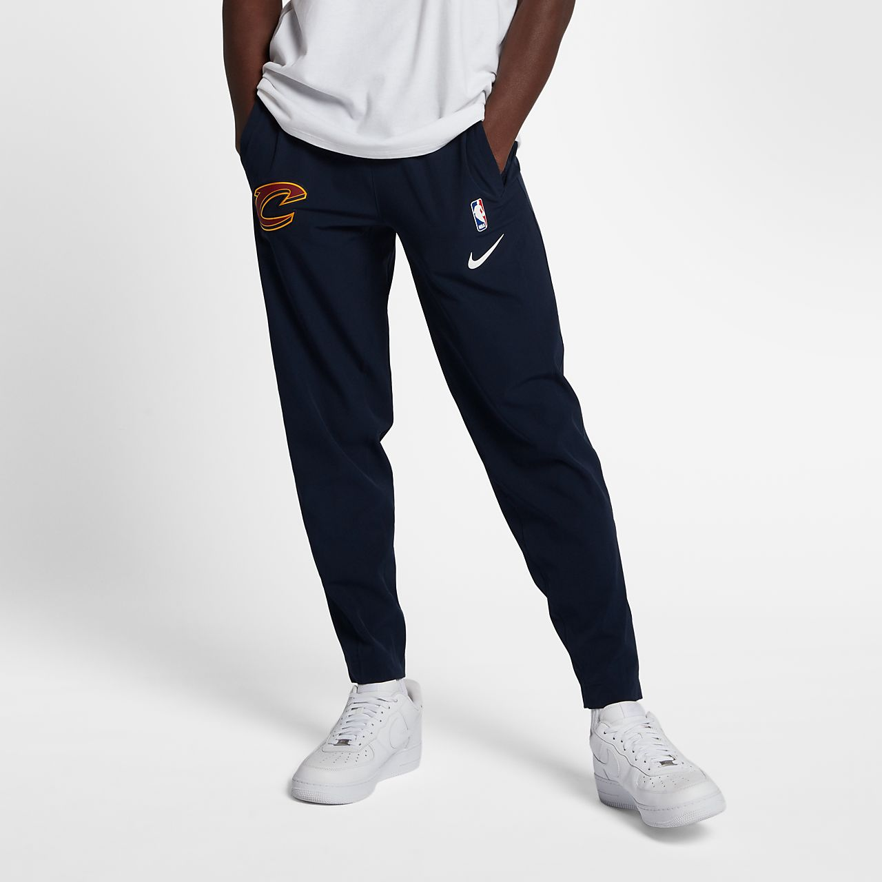 Men's Nba Trousers Fi Cavaliers Showtime Cleveland Nike 81Rtqxw