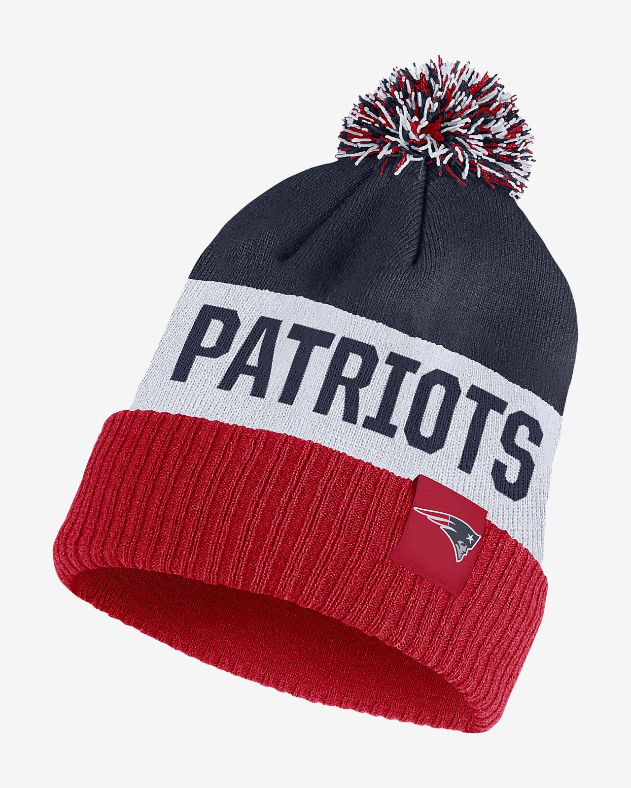 Gorro Nike (NFL Patriots)