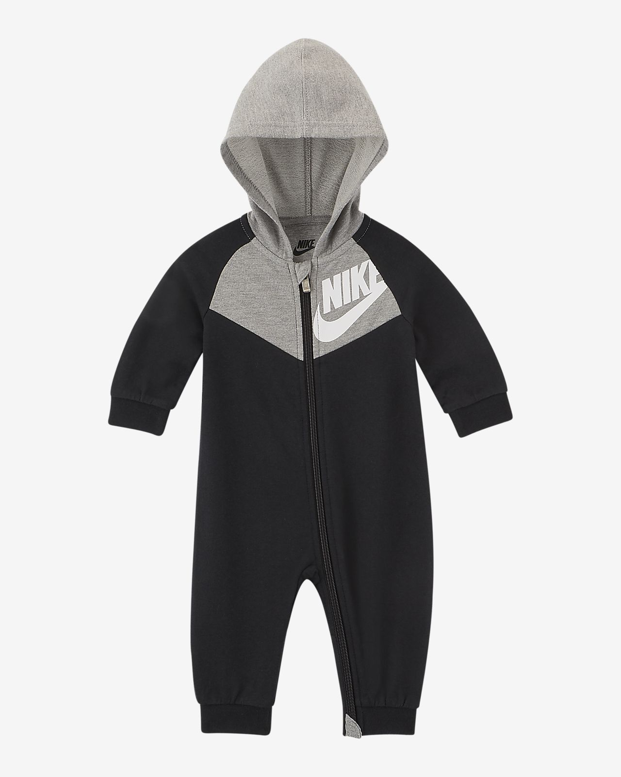 Nike Sportswear Baby (0–9M) Hooded Overalls