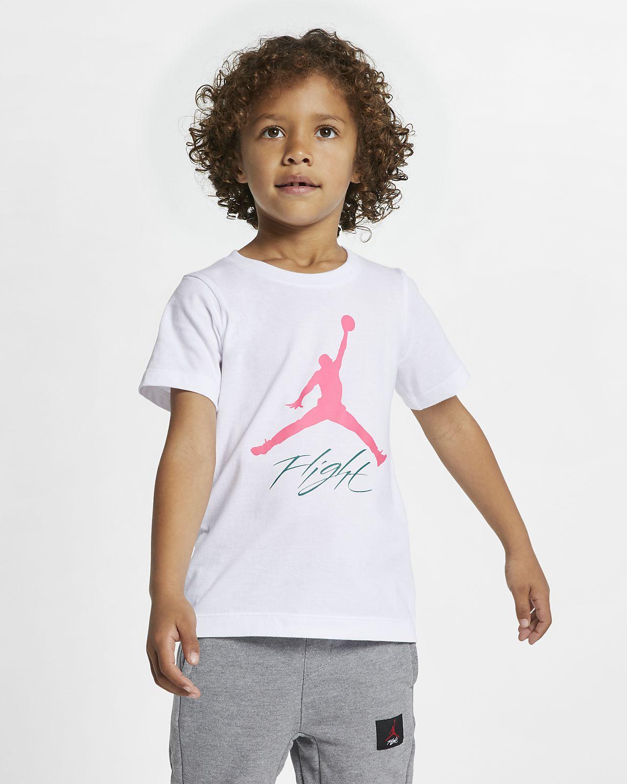 Jordan Jumpman Flight 幼童T恤