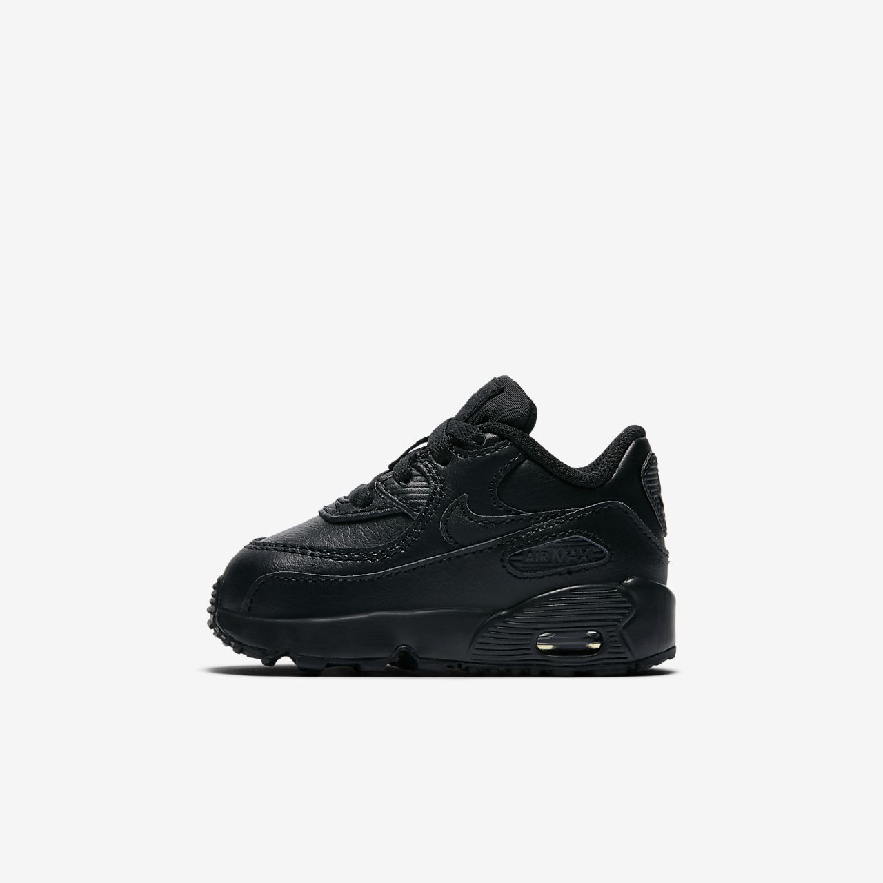 Nike Air Max 90 Leather-sko til babyer/småbørn