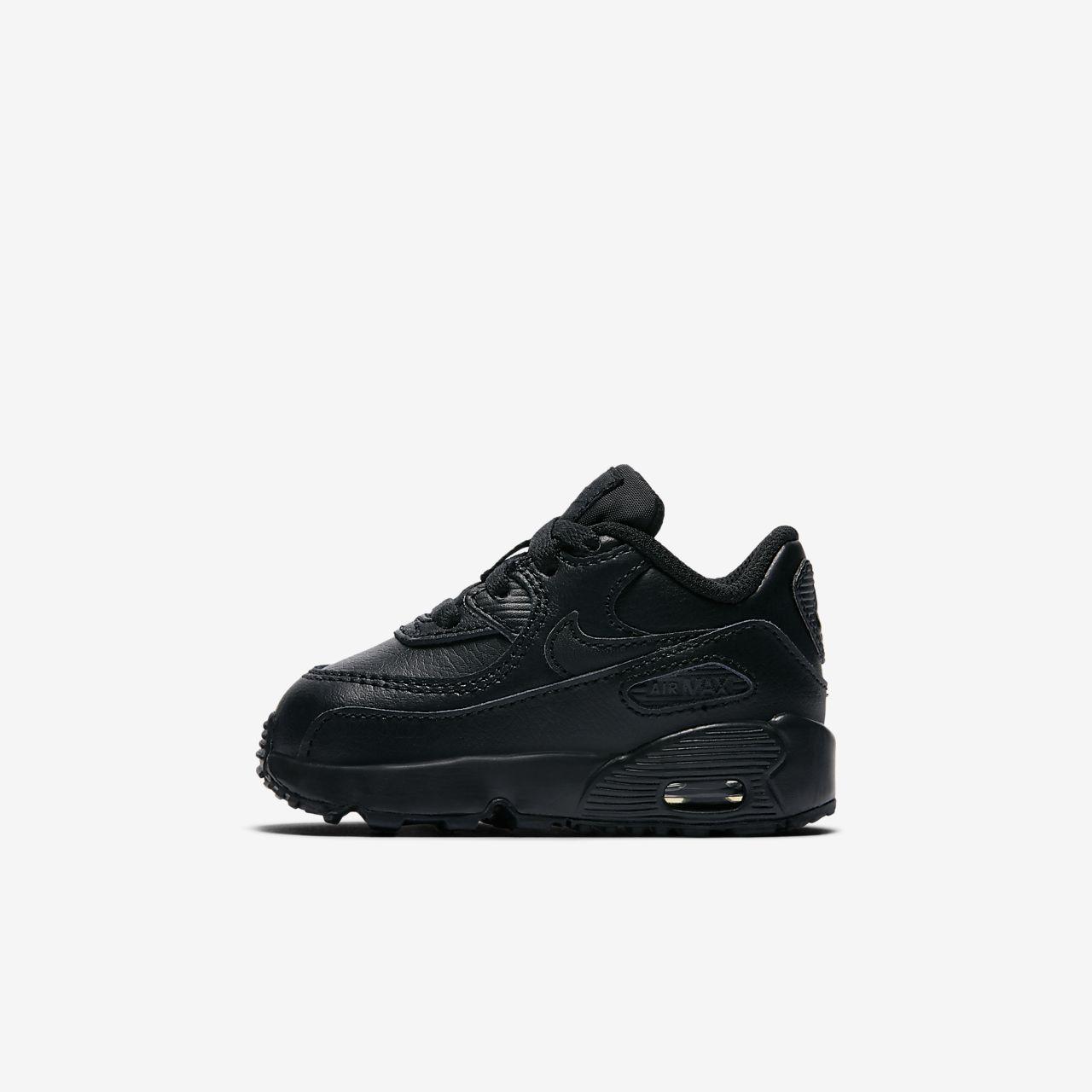 Buty dla niemowląt Nike Air Max 90 Leather