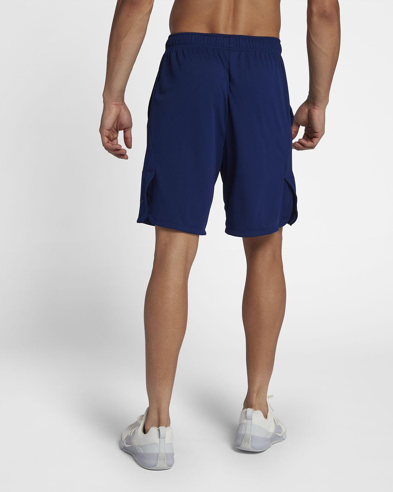 2d31b08d7037 nike dri fit men s woven 9 training shorts Nike Dri-FIT Men s ...