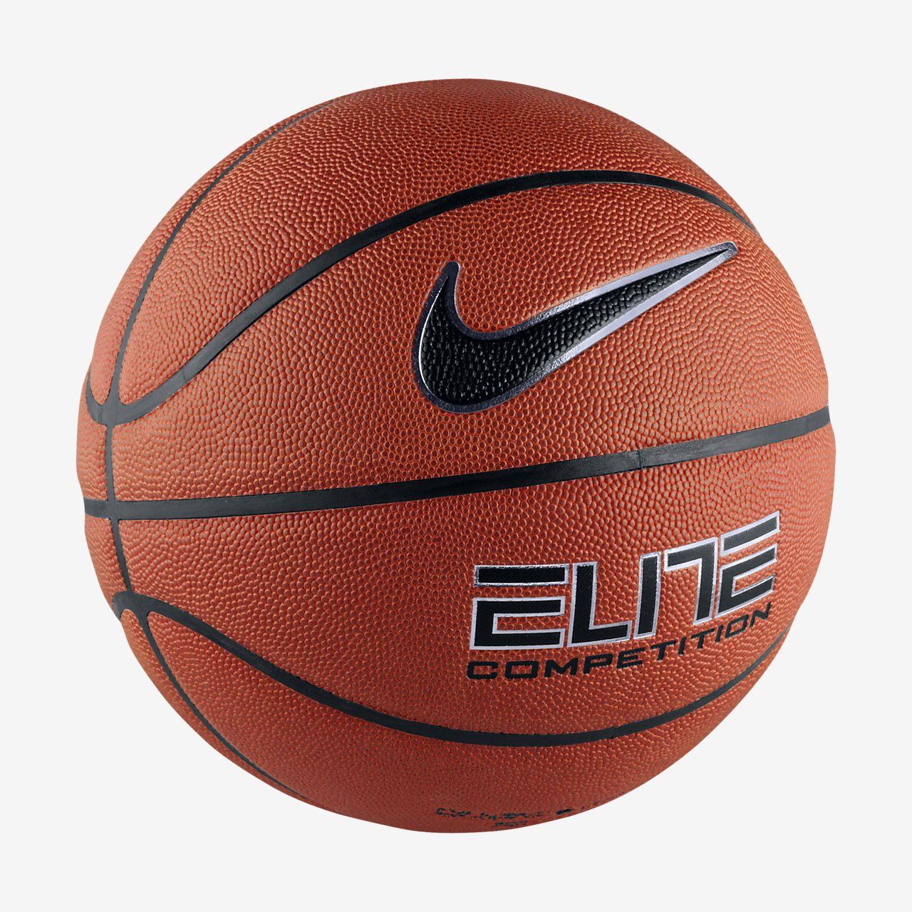 ... Pelota de básquetbol Nike Elite Competition de 8 paneles (talla ...