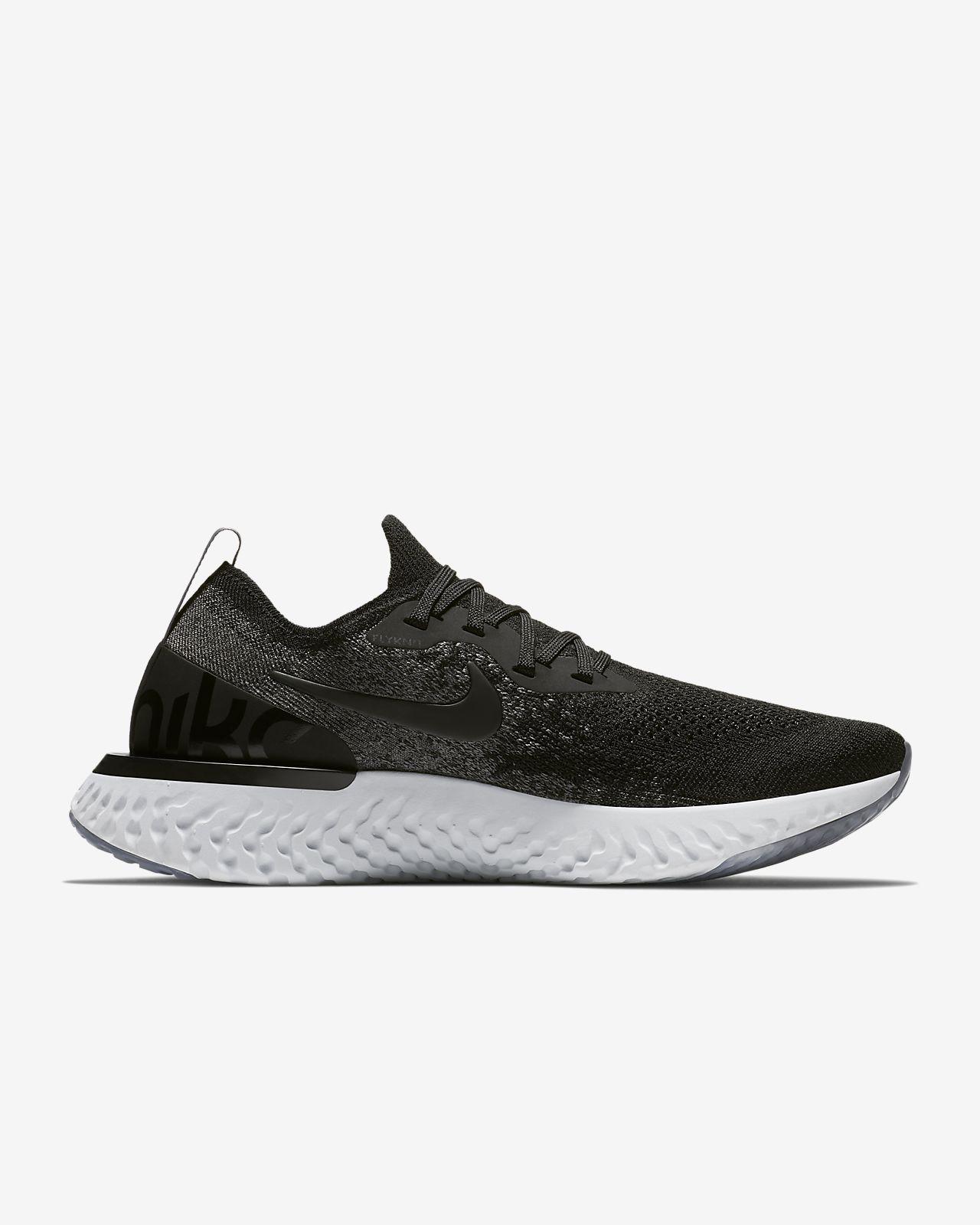 Nike Epic React Flyknit - Damen Schuhe Black Größe 37.5 oFCE8tkv
