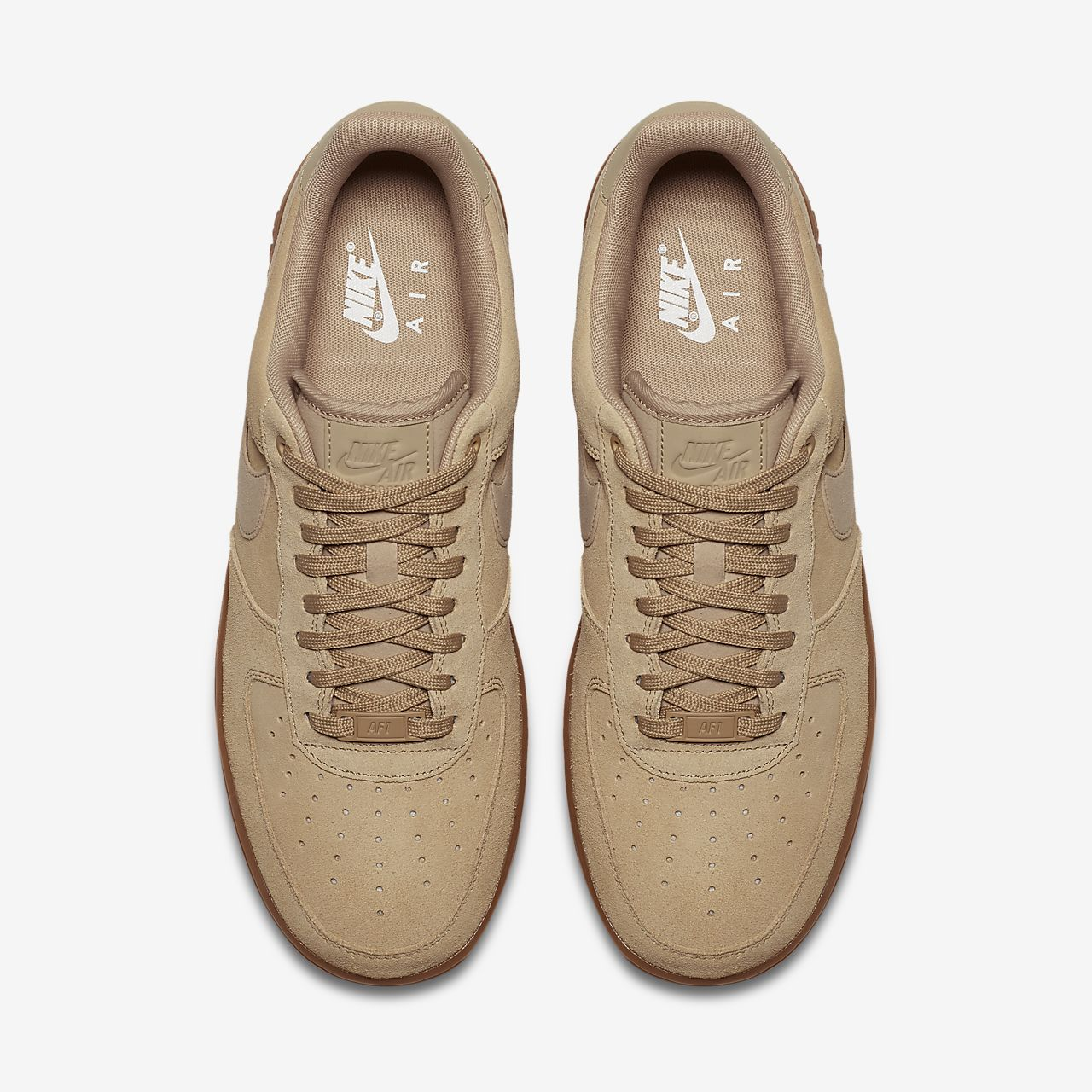 Low Resolution Nike Air Force 1 07 LV8 Suede Men's Shoe Nike Air Force 1 07  LV8 Suede Men's Shoe