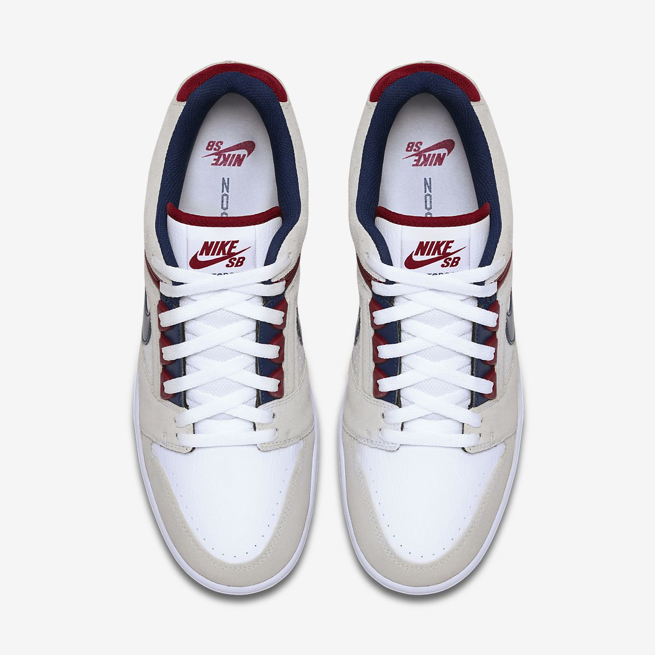 Nike SB Air Force II Low Men s Skateboarding Shoe