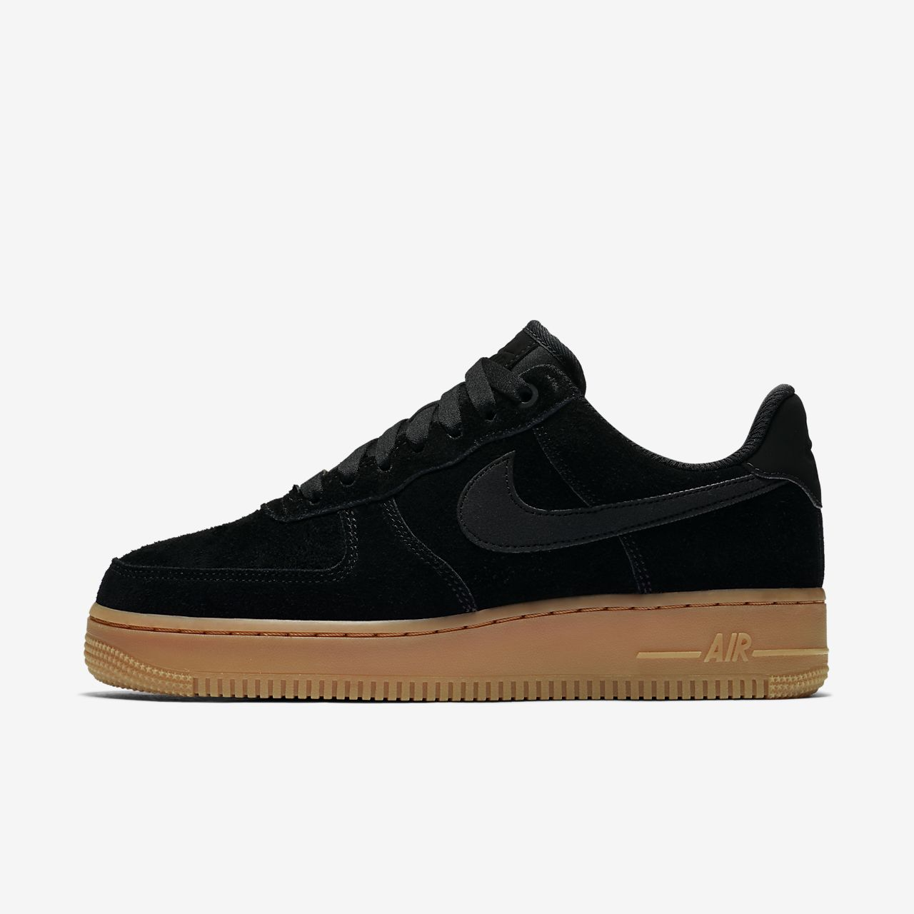 official photos 78ab0 a6217 ... Chaussure Nike Air Force 1 07 SE Suede pour Femme