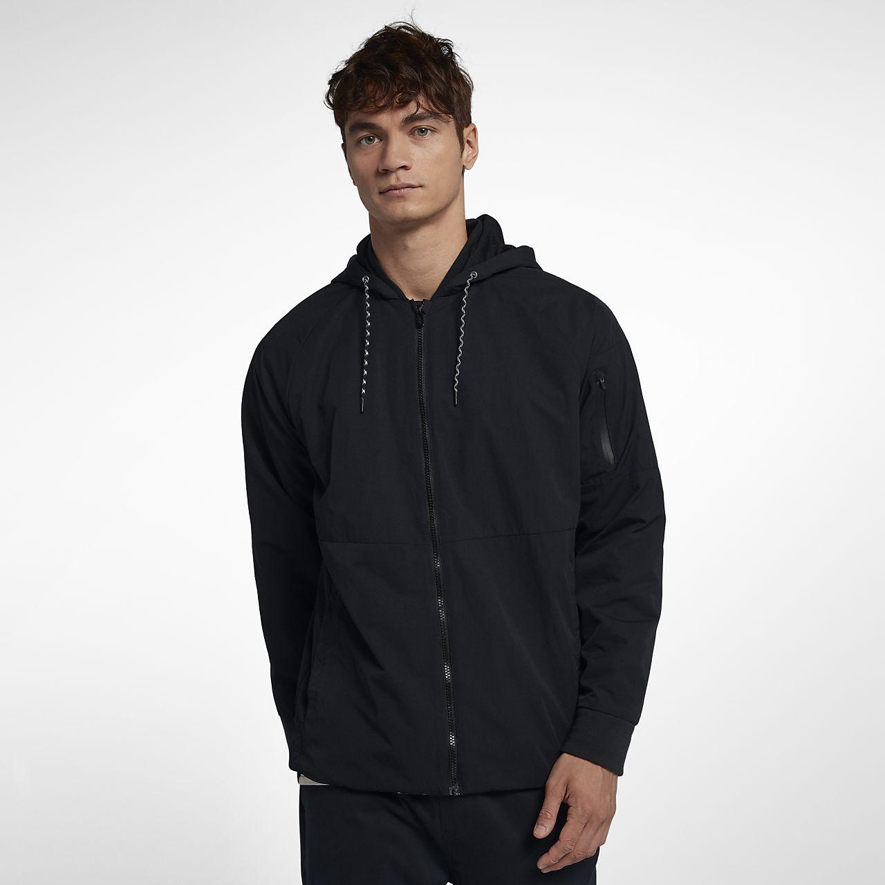 Hurley Garrison  Men's Hooded Jacket