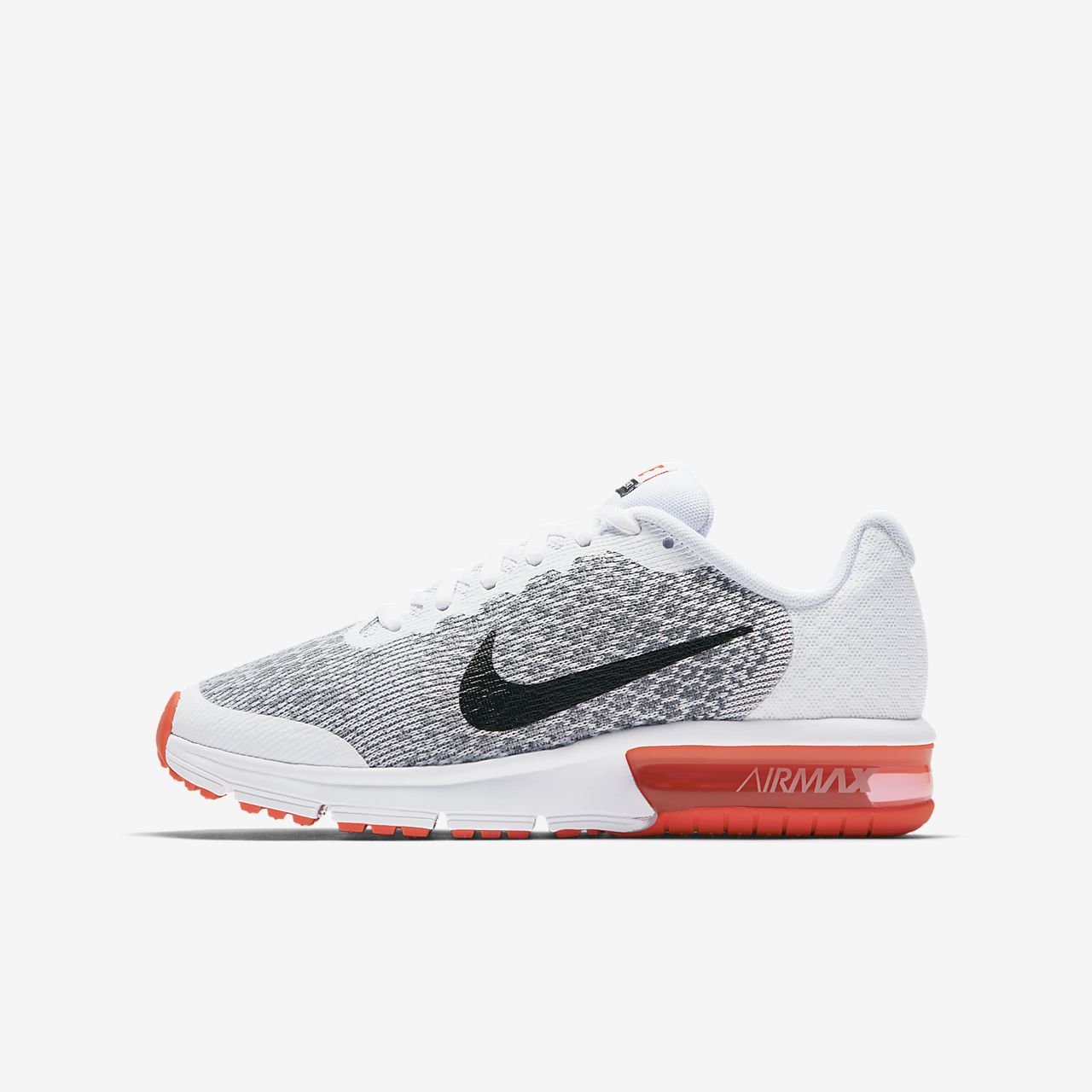 nike running air max sequent 2 trainers hate