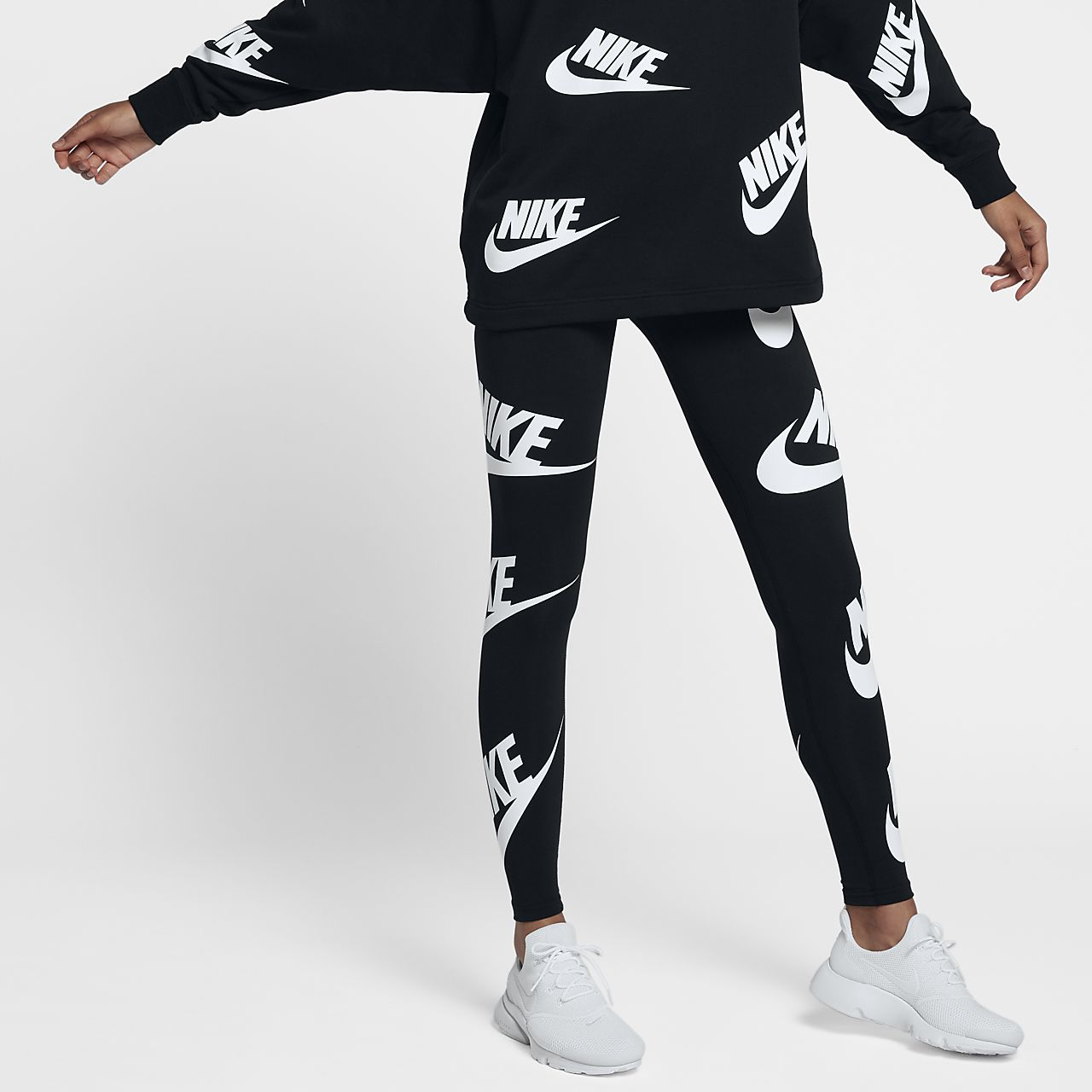 Nike Sportswear Leg-A-See Women's Graphic Leggings. Nike.com IN