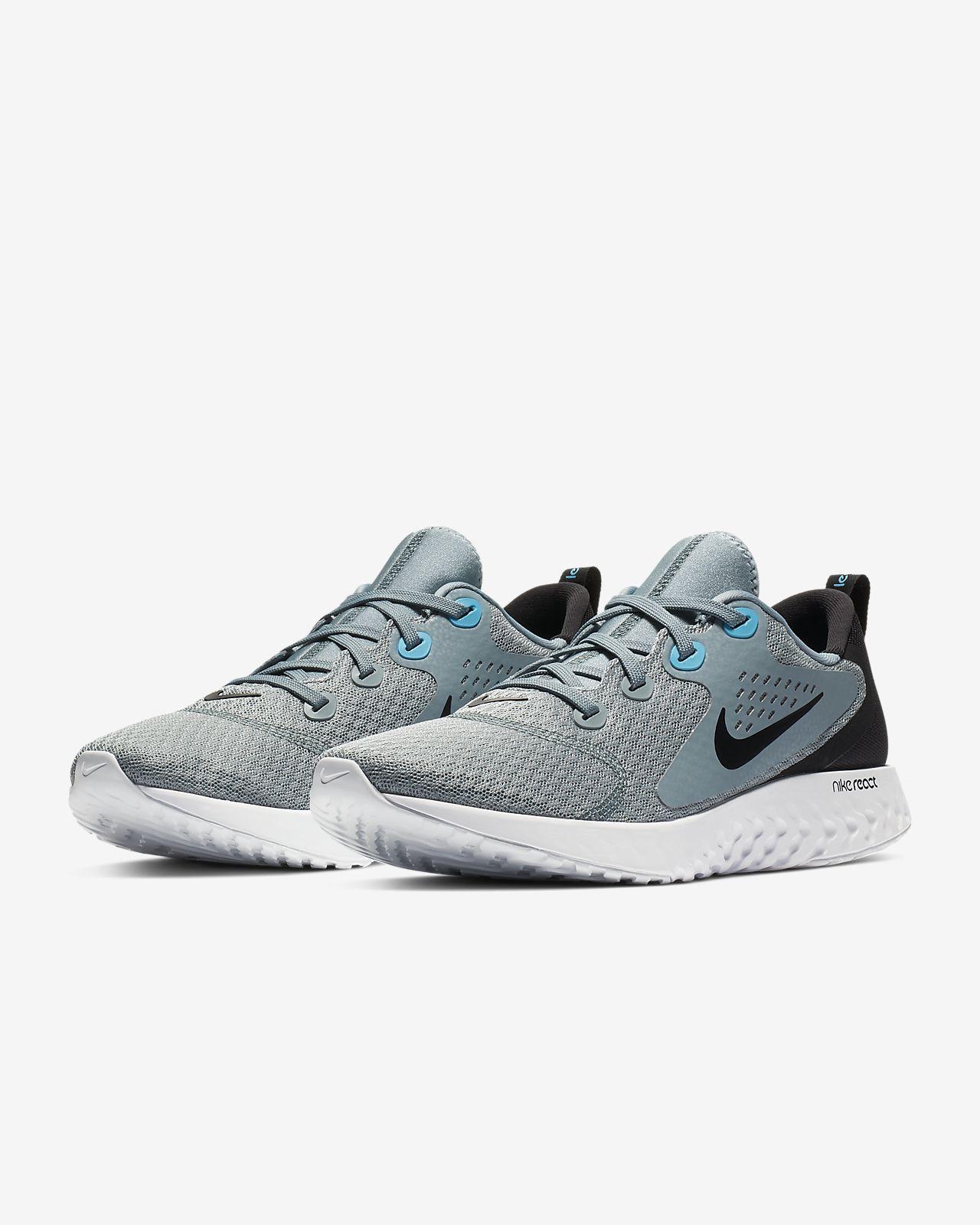 Nike Legend React, Zapatillas de Running para Hombre, Storm