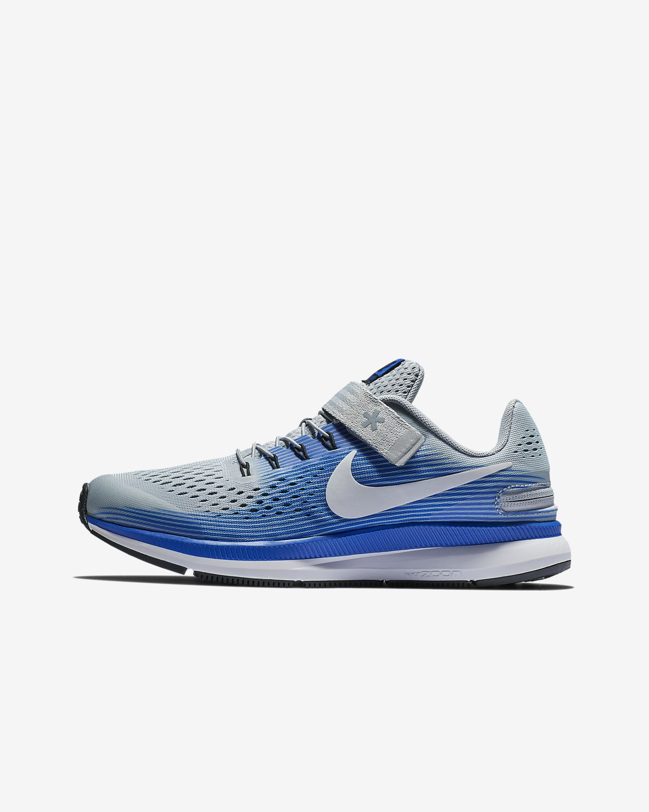 ae9fc944c753 Nike Zoom Pegasus 34 FlyEase Little Big Kids  Running Shoe. Nike.com