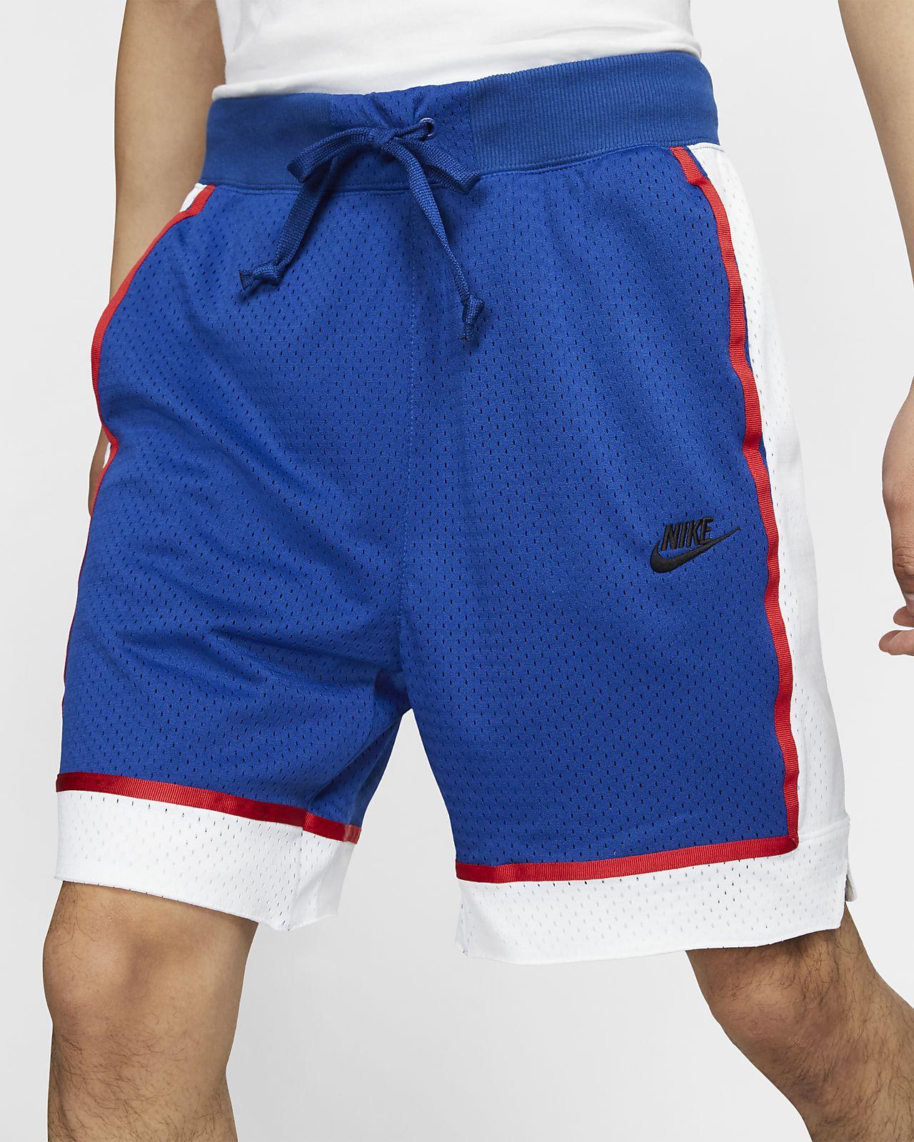Nike Sportswear Herenshorts met mesh