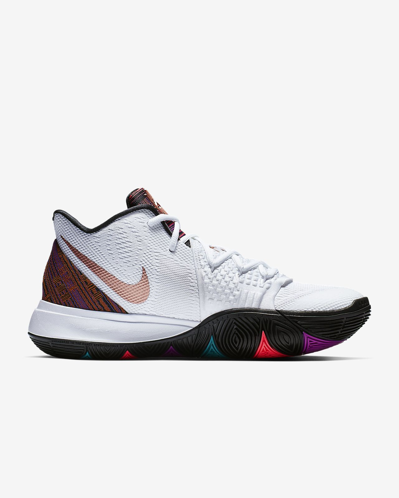 outlet store b4413 a83a2 ... Kyrie 5 BHM Basketball Shoe