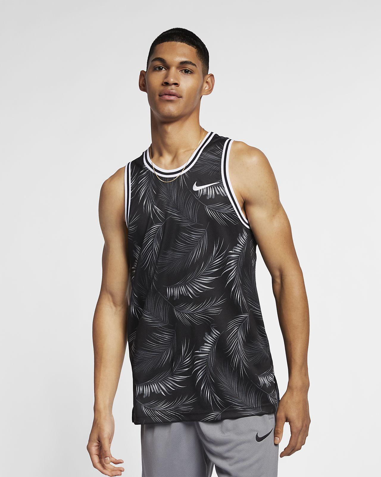 Nike Dri-FIT DNA Men's Printed Basketball Jersey