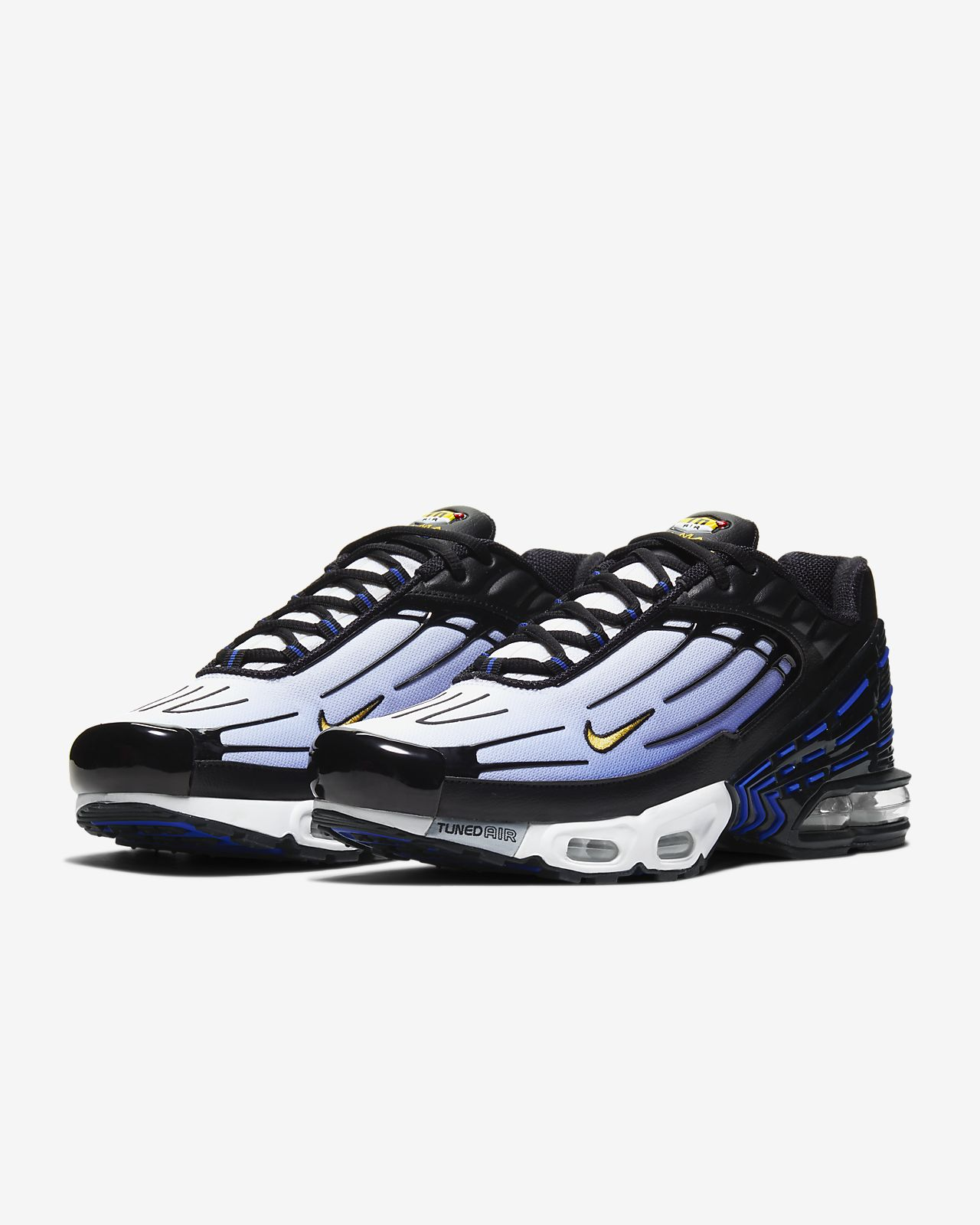 nike air max more blue