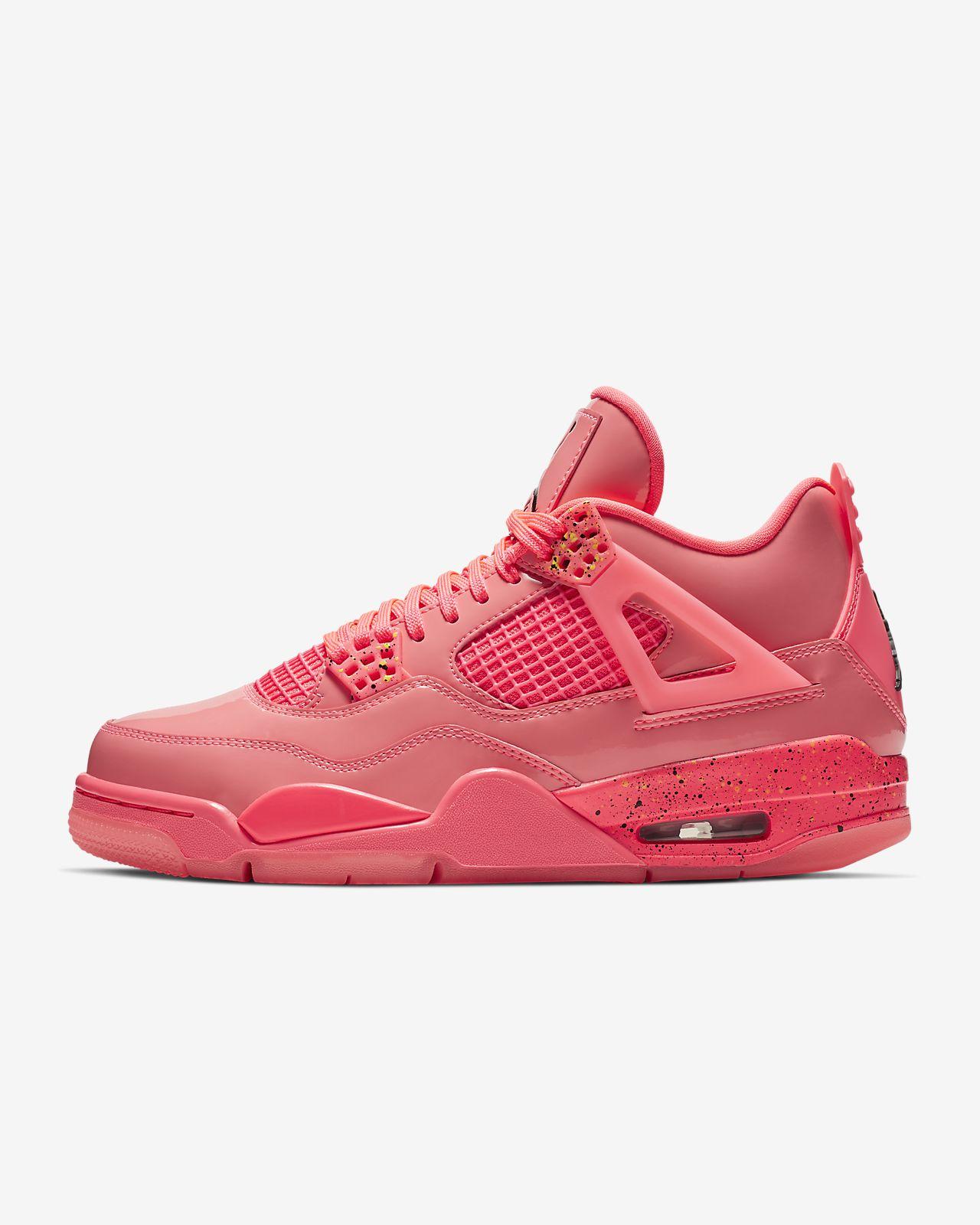 รองเท้าผู้หญิง Air Jordan 4 Retro NRG