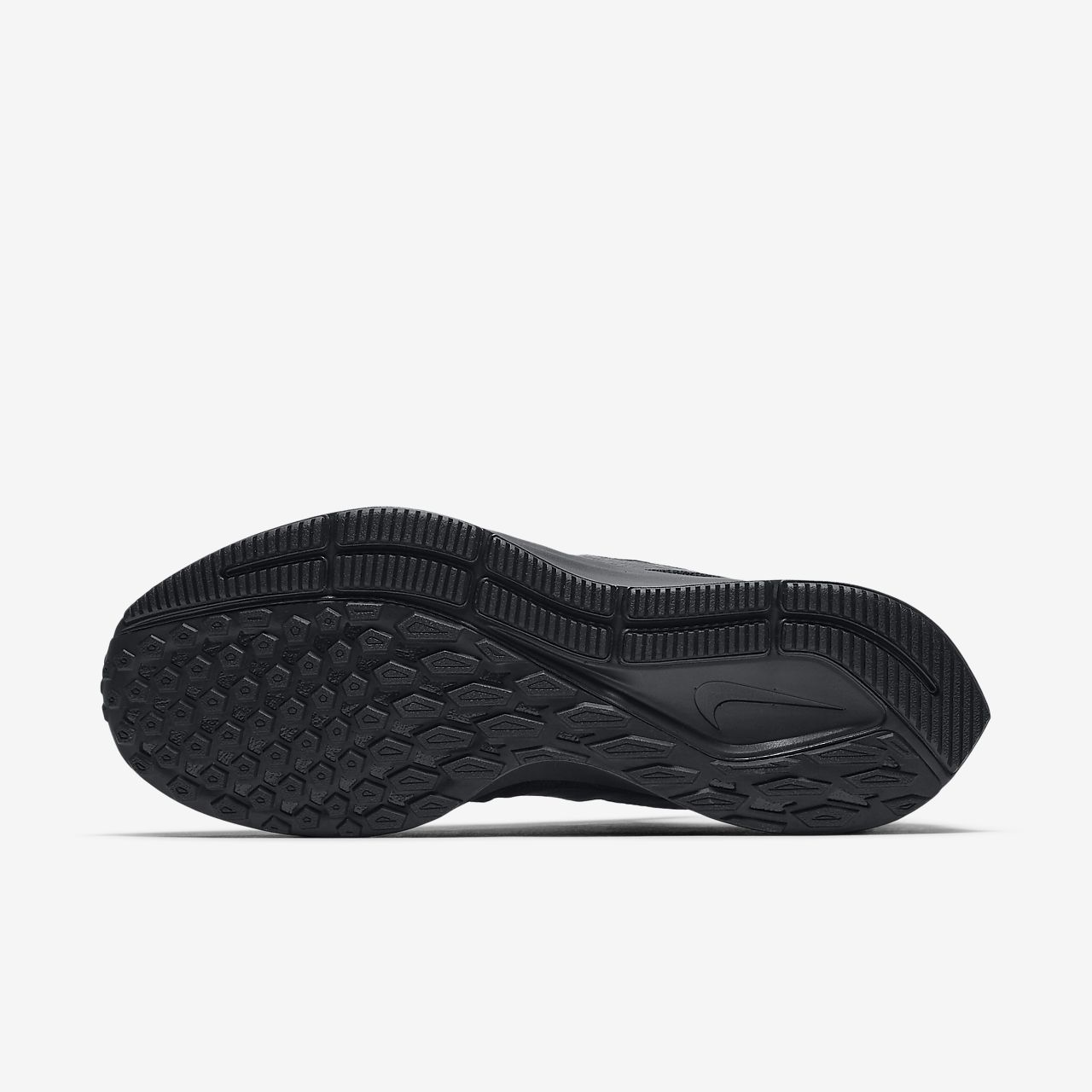 Nike Running Shoe Air Zoom Pegasus 34 BlackDark Grey Woman