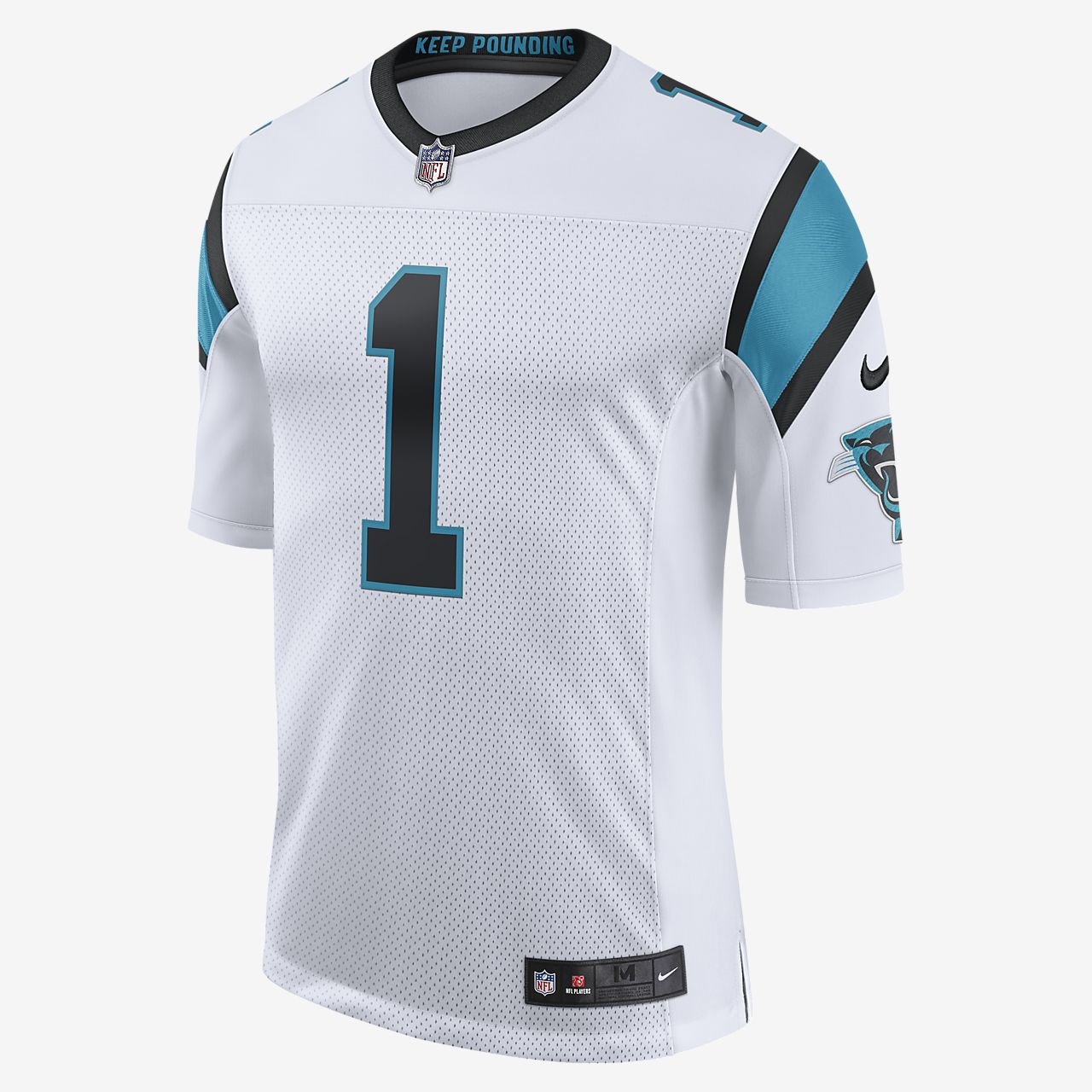 b426fc0cfdd NFL Carolina Panthers Limited (Cam Newton) Men s Football Jersey ...