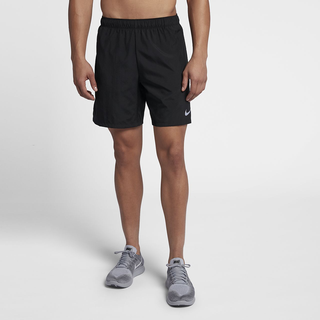 lowest price 86097 15804 Lined Running Shorts Nike Challenger Men s 7