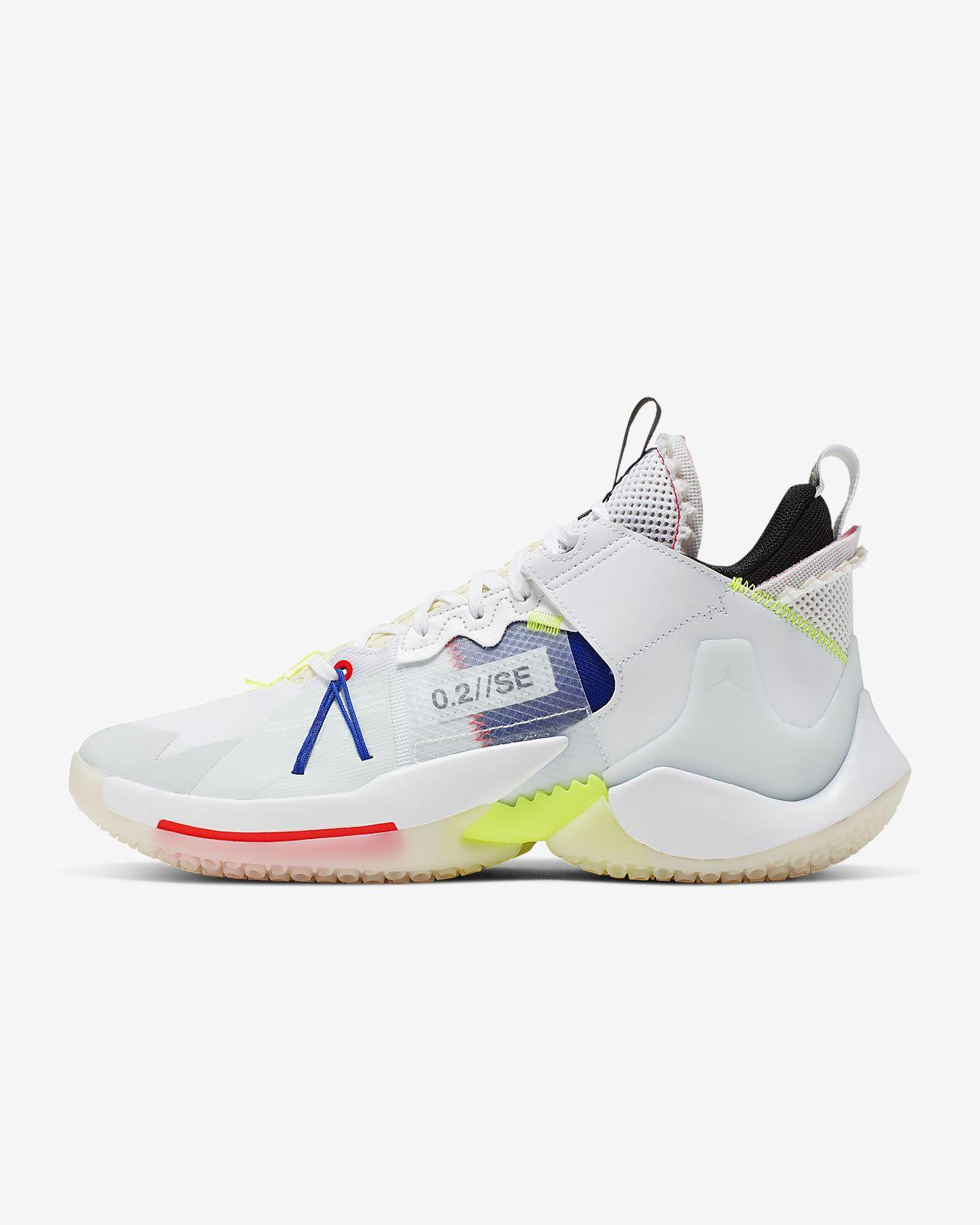 "Pánská basketbalová bota Jordan ""Why Not?"" Pánská basketbalová bota Zer0.2 SE"