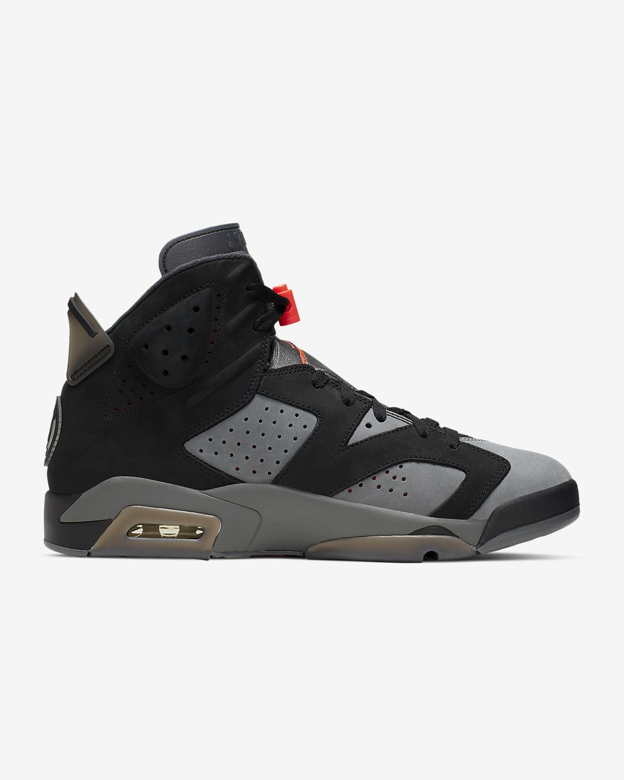 reputable site 85735 df37b Air Jordan 6 Retro Paris Saint-Germain Men's Shoe