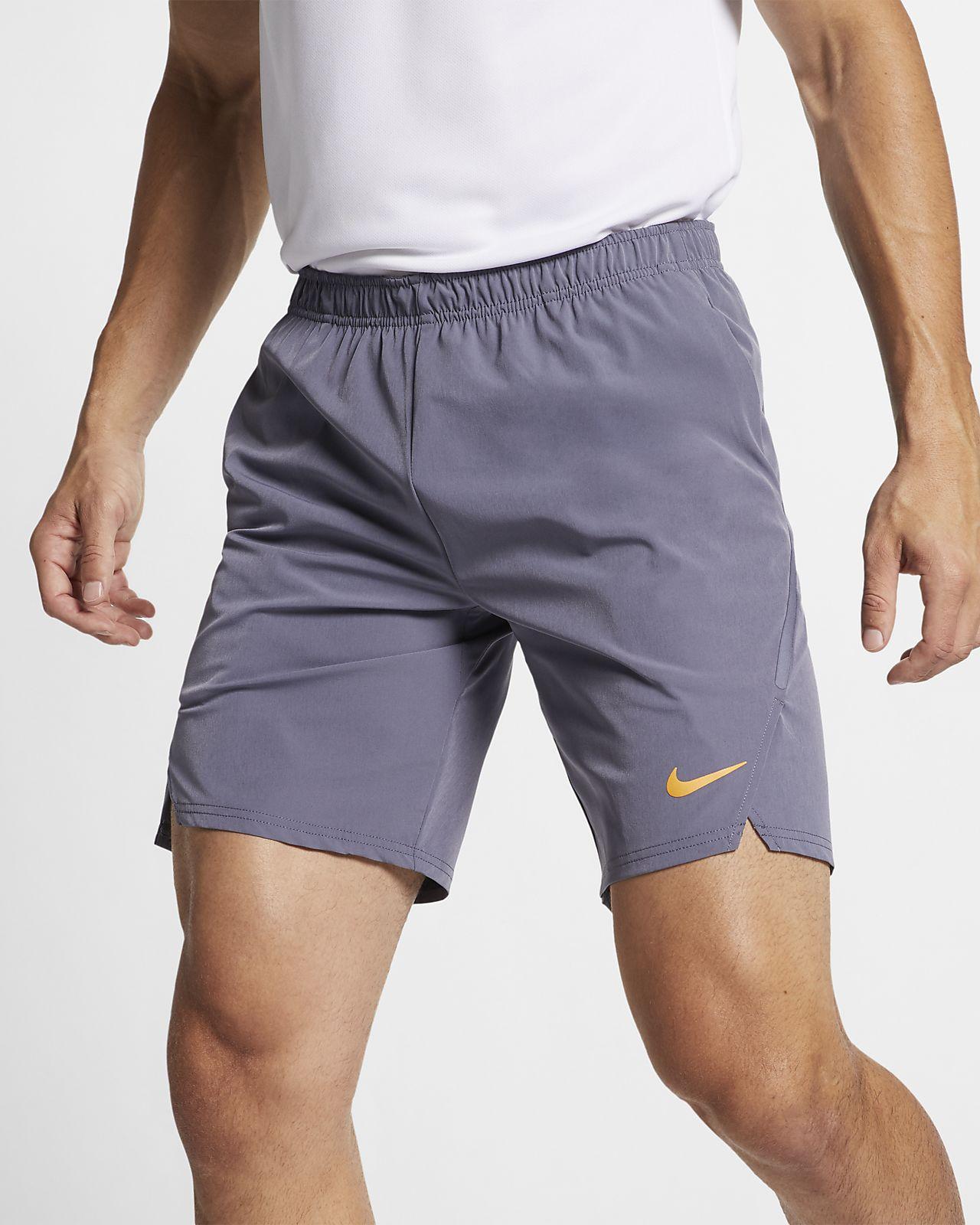 Pánské 23cm tenisové kraťasy NikeCourt Flex Ace