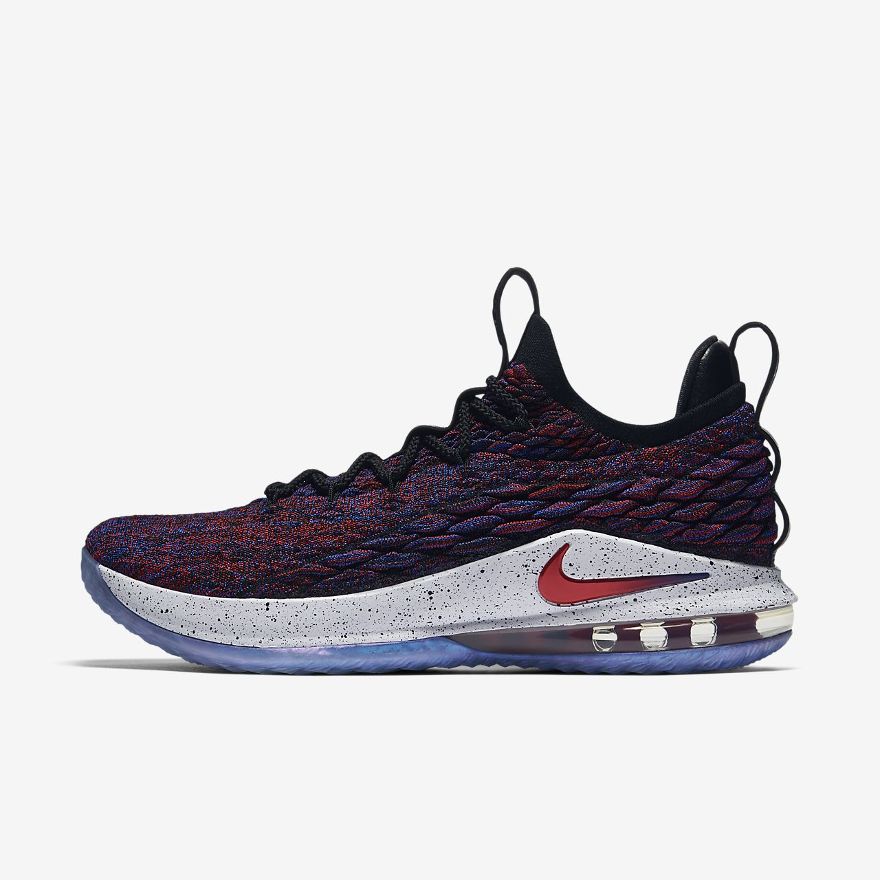 Mens Nike Air Max Lebron X Low Basketball Shoes