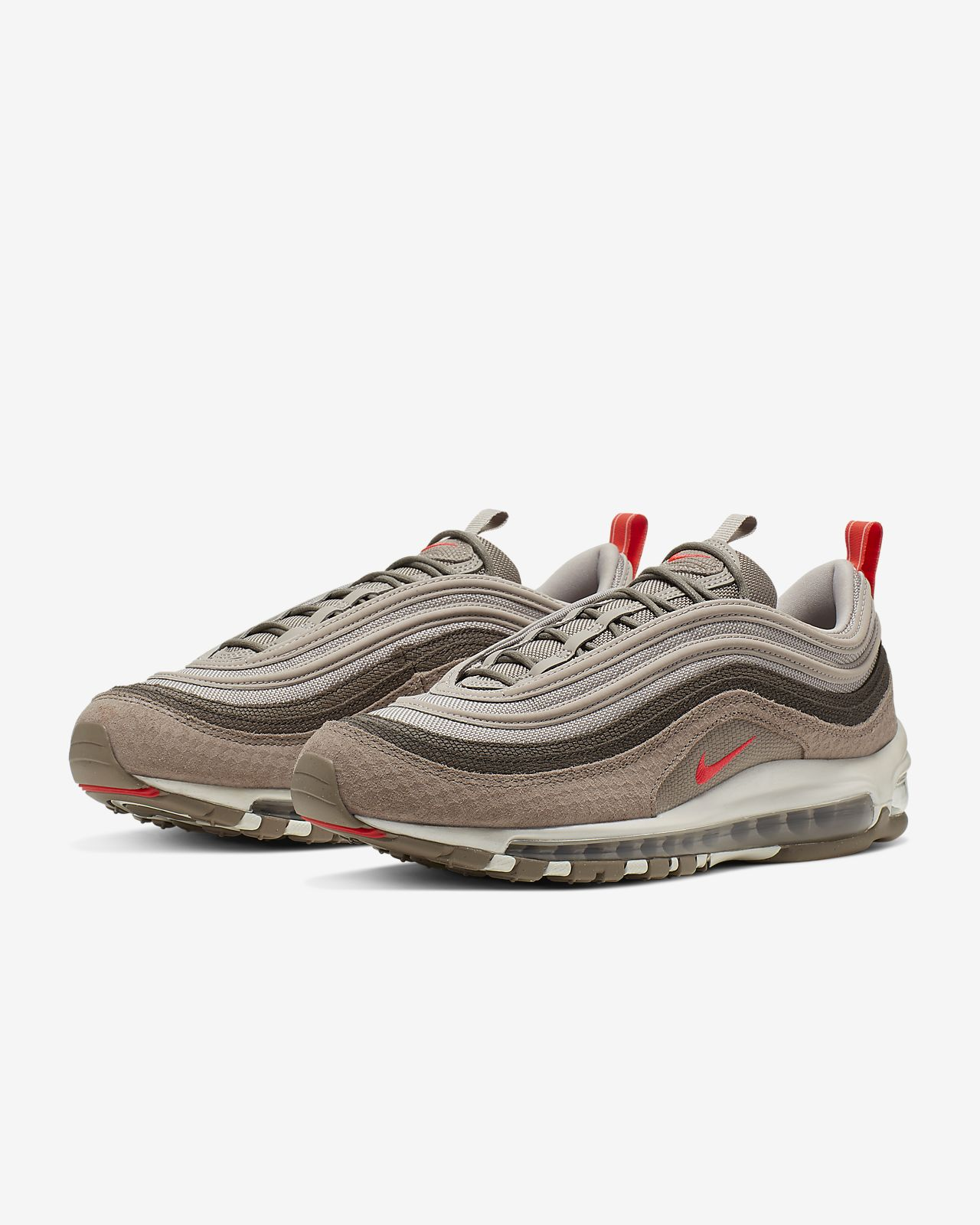 official photos 778f9 034d2 ... Nike Air Max 97 Premium Men s Shoe