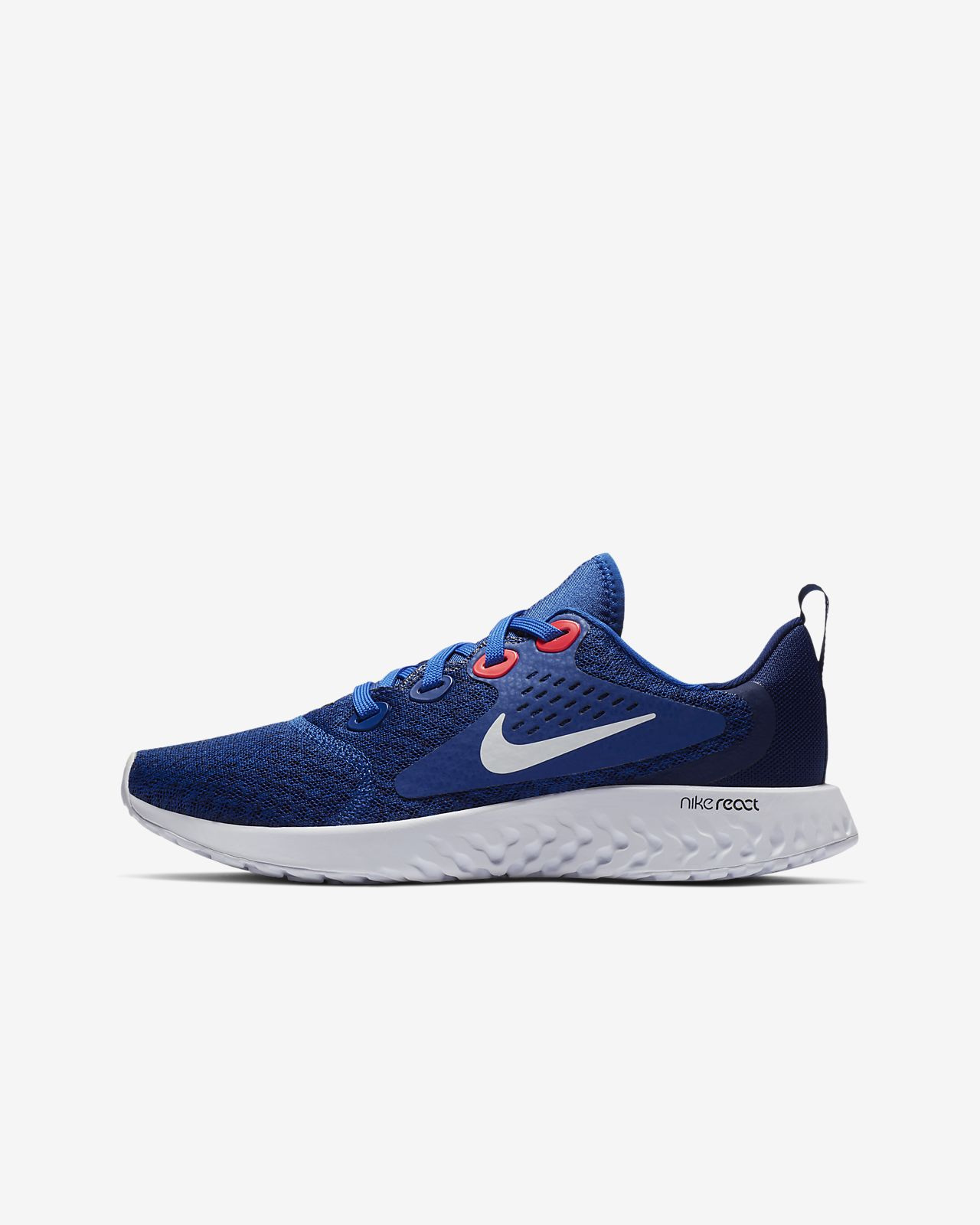 Nike Legend React 大童跑鞋