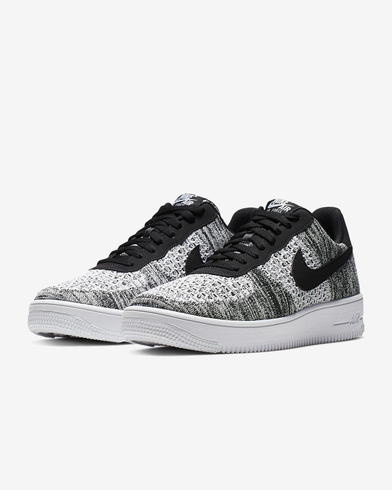 0 Nike Air Chaussures Homme De Basketball 2 1 Force Flyknit mN8Ov0nw