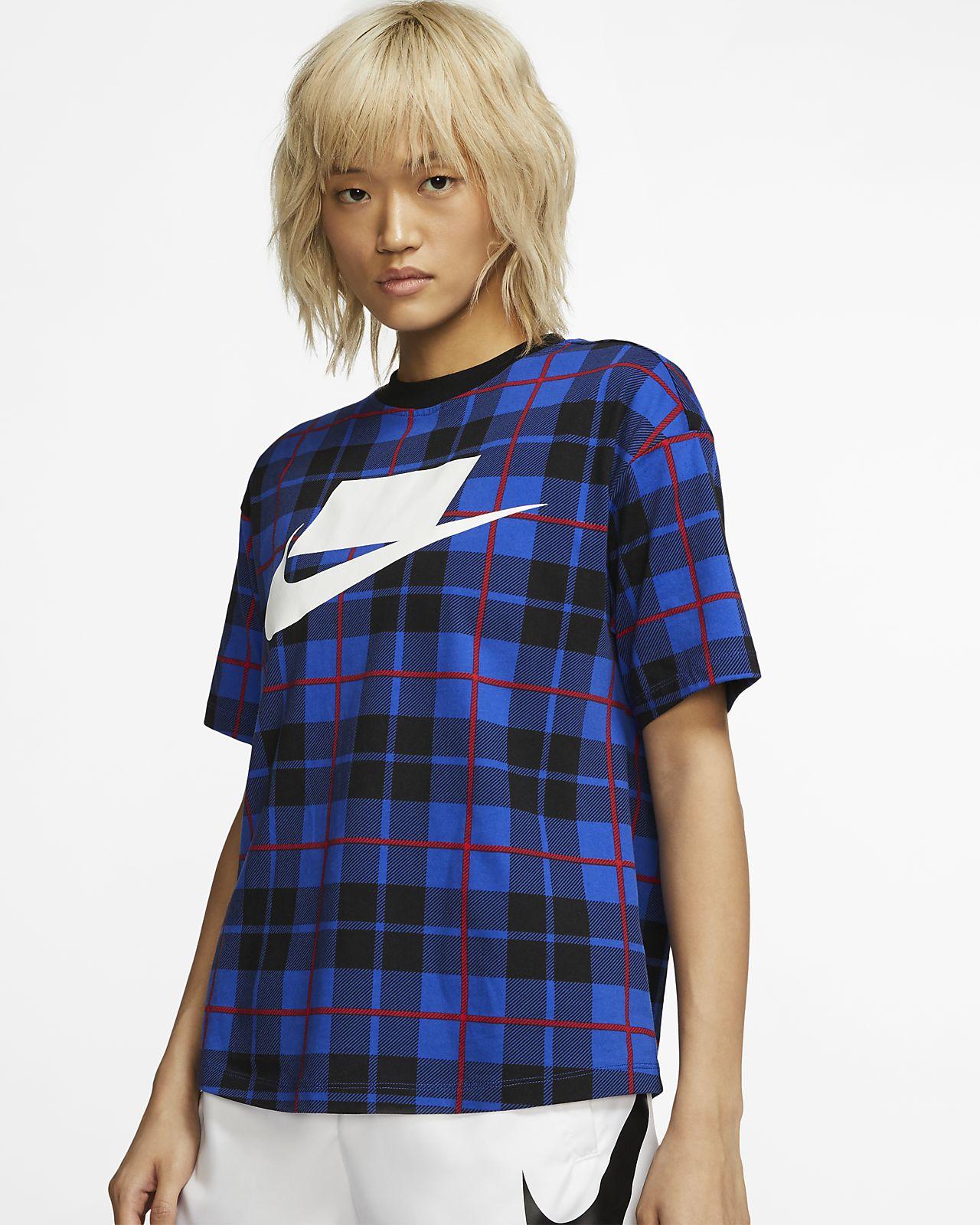 Nike Sportswear 女款短袖印花上衣