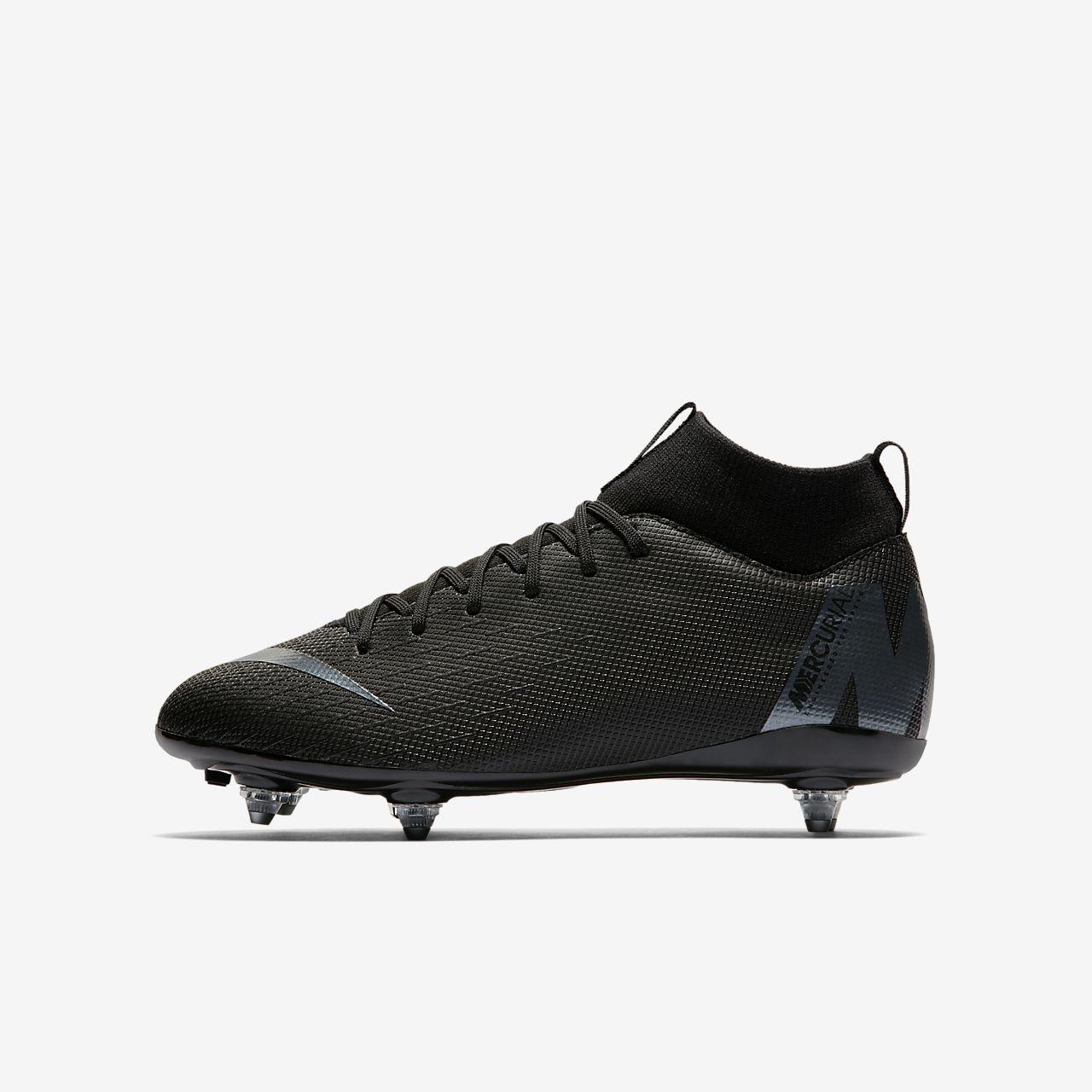 Jr Terrain Gras De Football À Chaussure Nike Crampons Pour HXqa8w